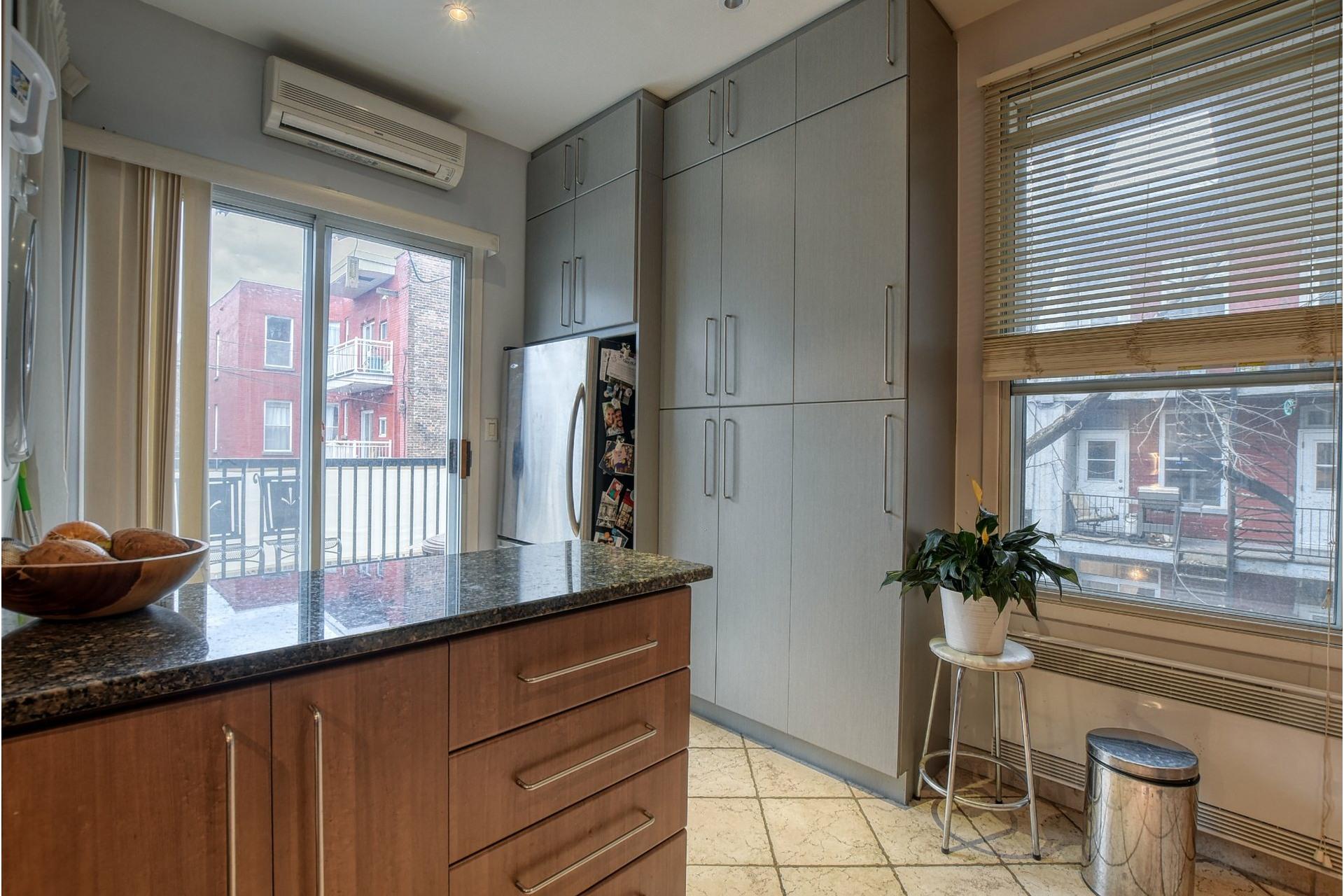 image 4 - Appartement À vendre Le Sud-Ouest Montréal  - 5 pièces