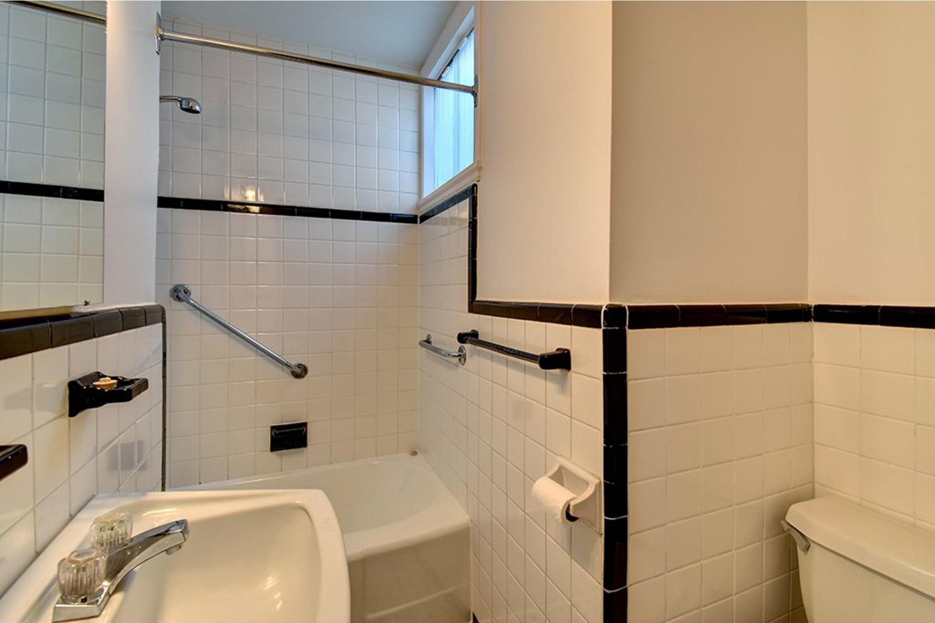image 9 - Apartment For rent LaSalle Montréal  - 4 rooms