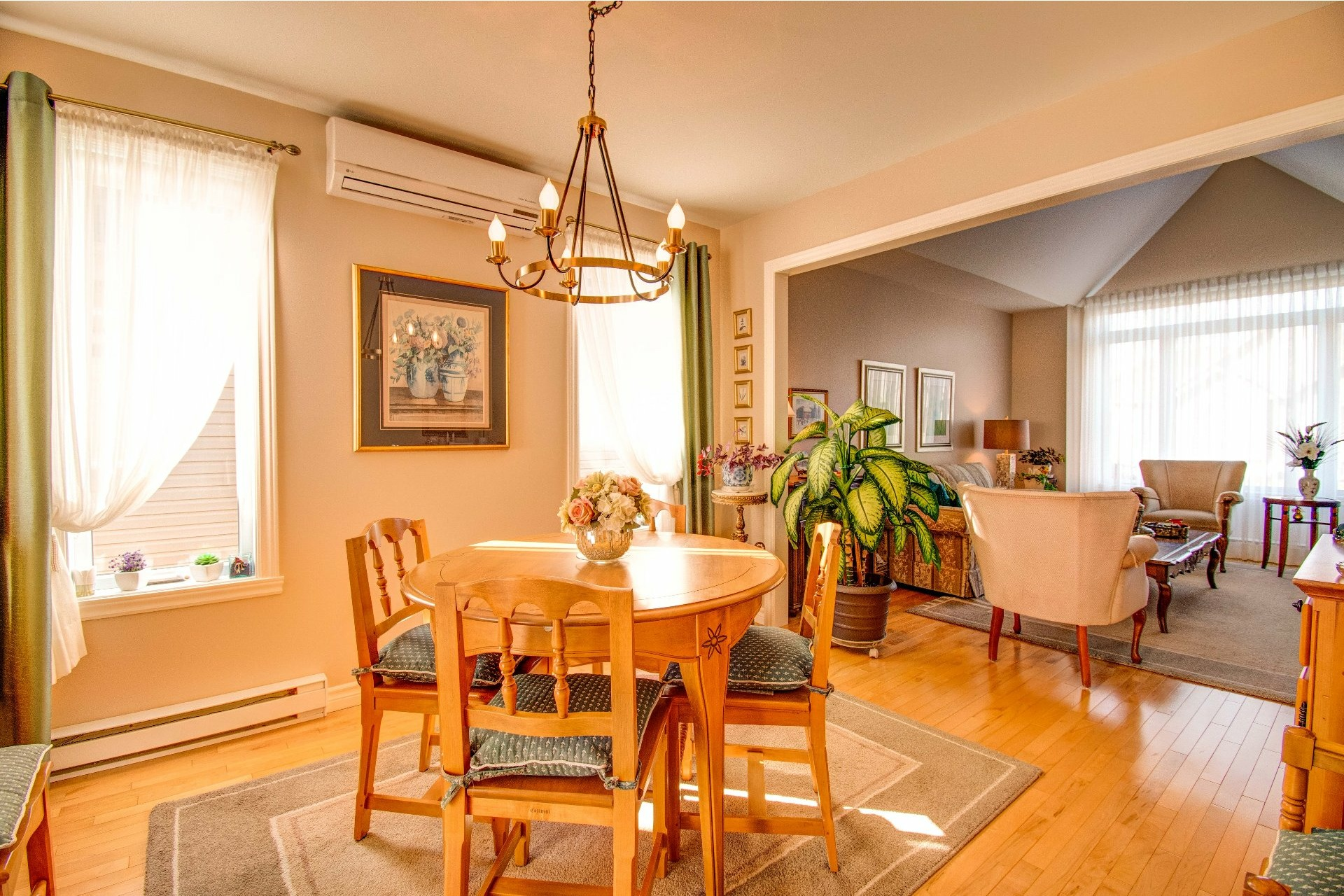 image 4 - House For sale Trois-Rivières - 13 rooms