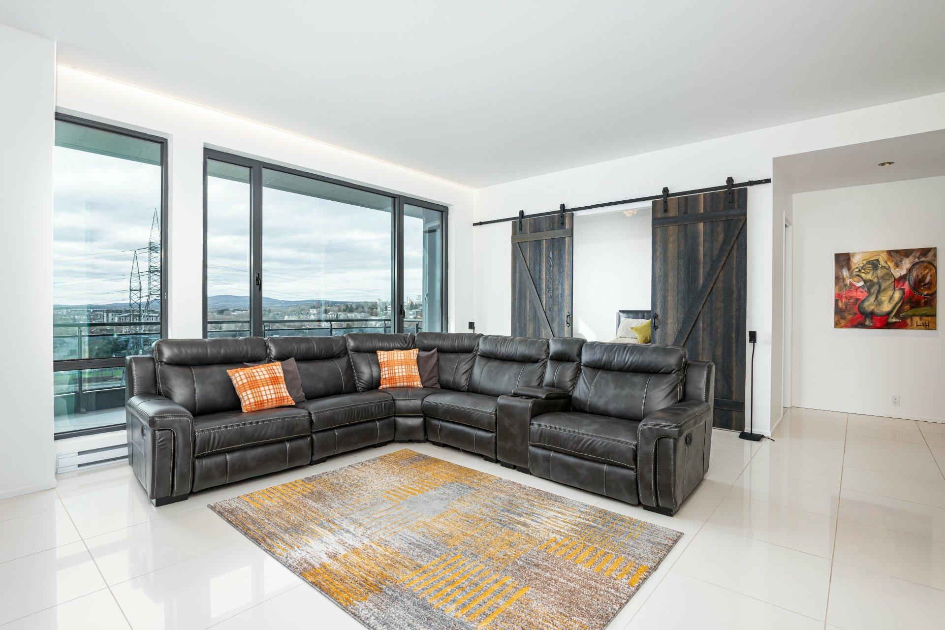 image 11 - Apartment For sale Les Rivières Québec  - 7 rooms
