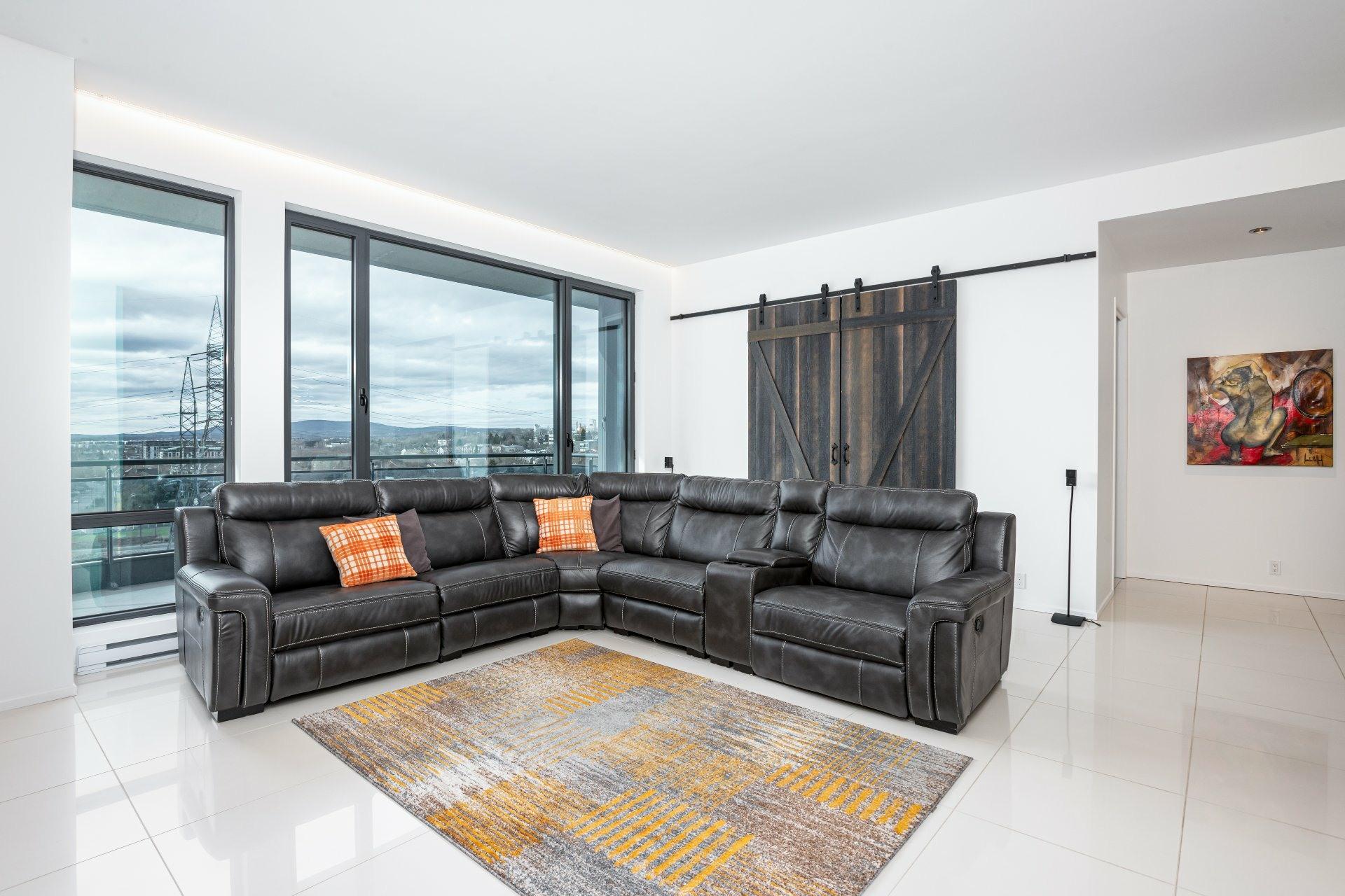 image 10 - Apartment For sale Les Rivières Québec  - 7 rooms