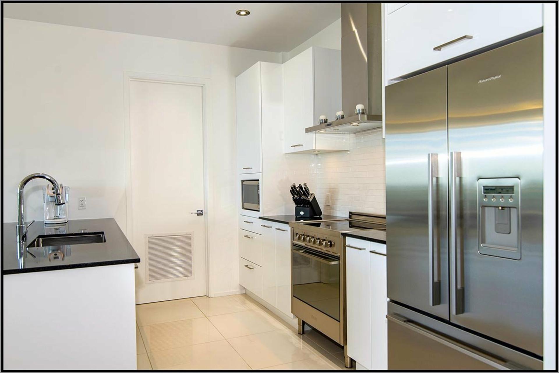 image 2 - Apartment For sale Les Rivières Québec  - 7 rooms