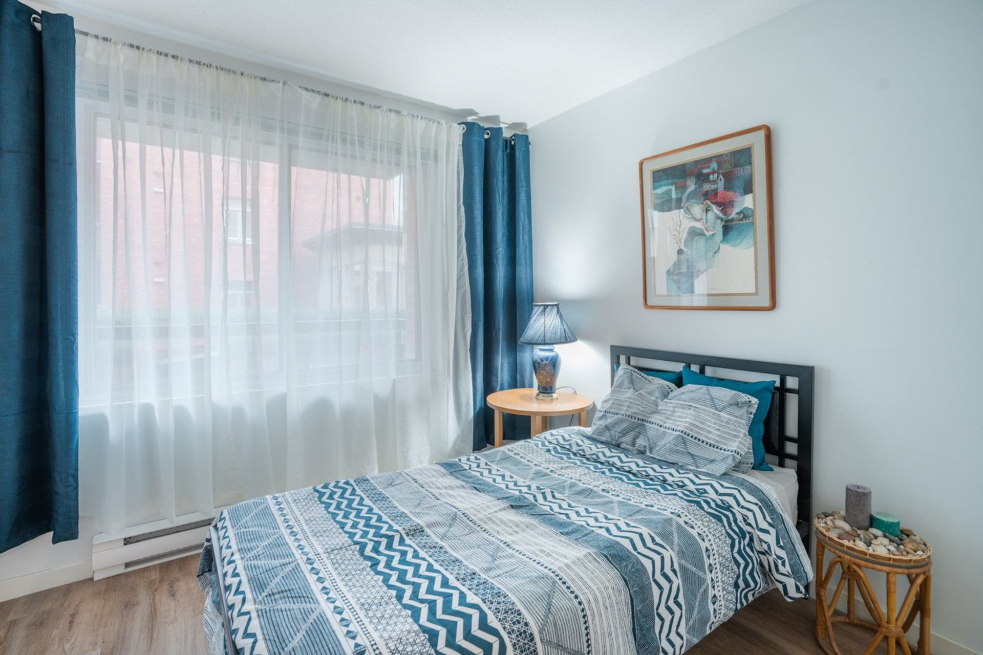 image 12 - Apartment For sale Ville-Marie Montréal  - 5 rooms