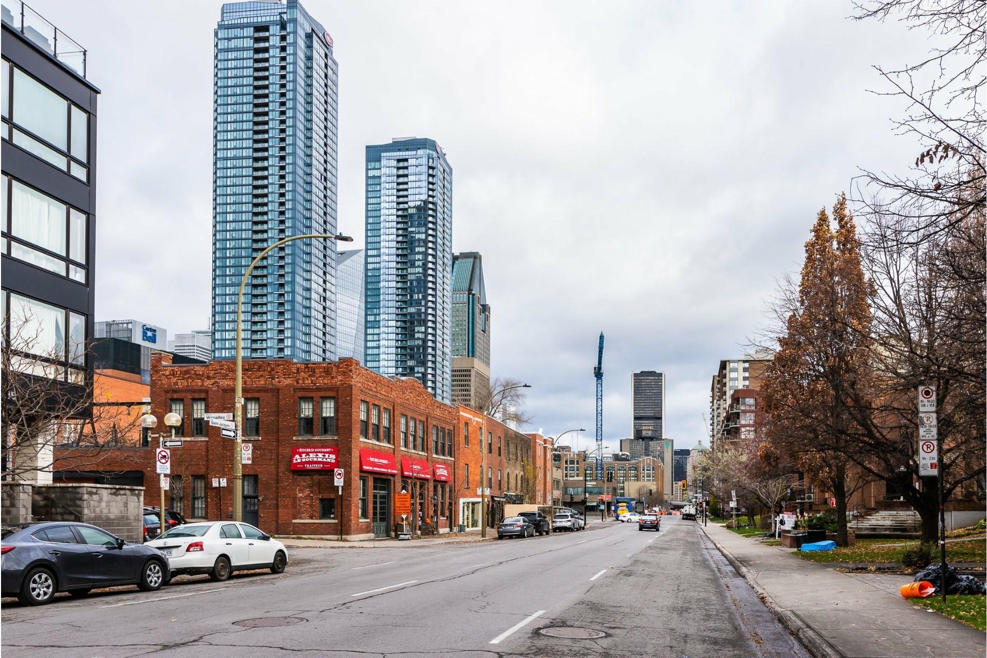 image 21 - Appartement À vendre Ville-Marie Montréal  - 6 pièces