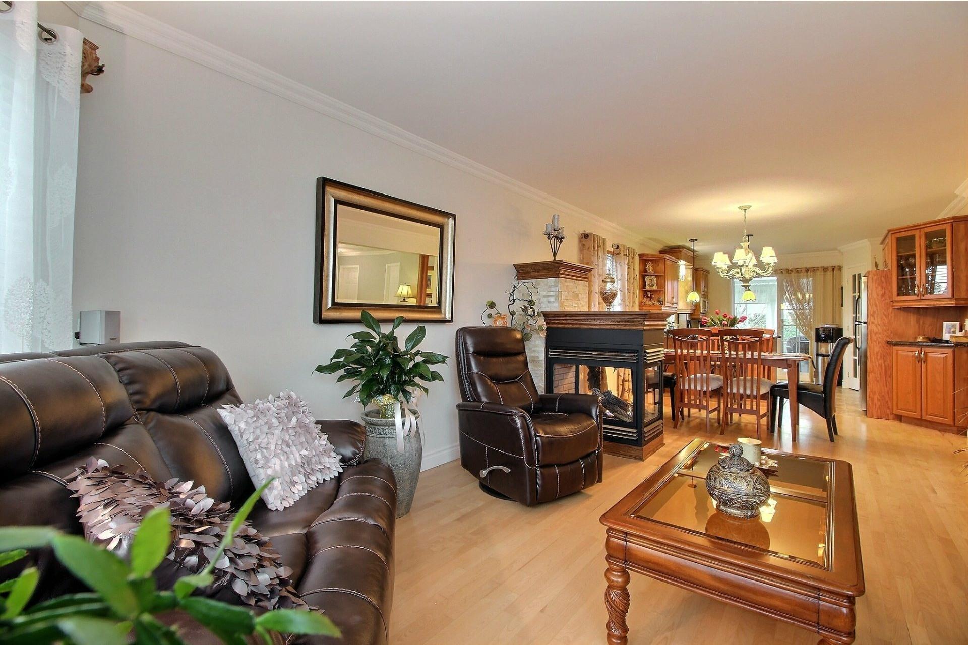 image 4 - House For sale Notre-Dame-des-Prairies - 11 rooms