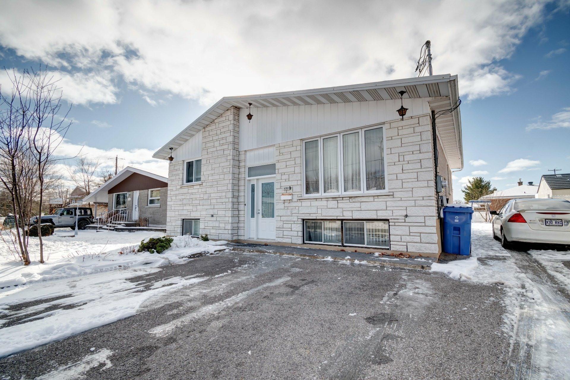 image 0 - Duplex À vendre Trois-Rivières - 6 pièces