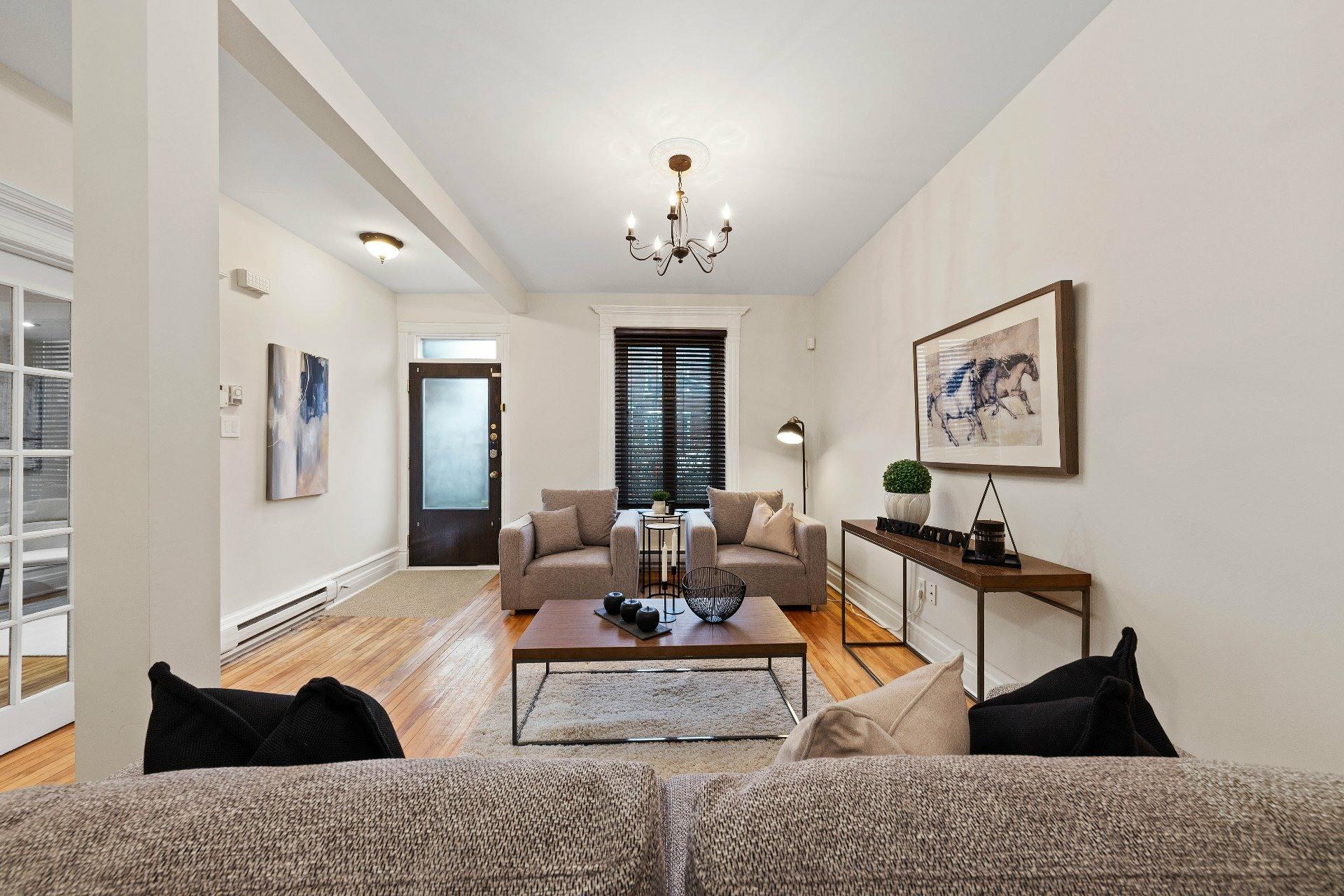 image 4 - Triplex For sale Le Plateau-Mont-Royal Montréal  - 7 rooms