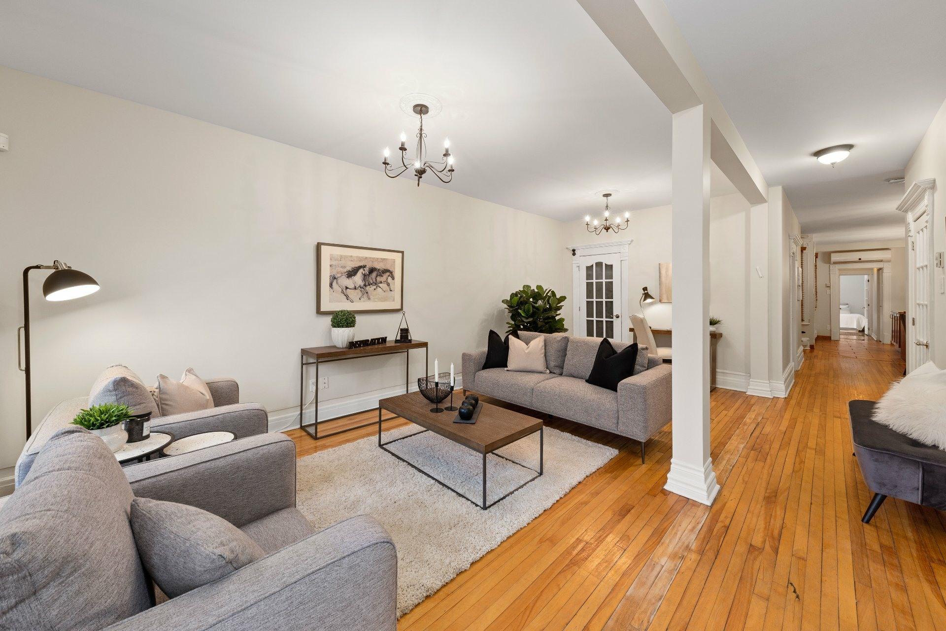 image 1 - Triplex For sale Le Plateau-Mont-Royal Montréal  - 7 rooms