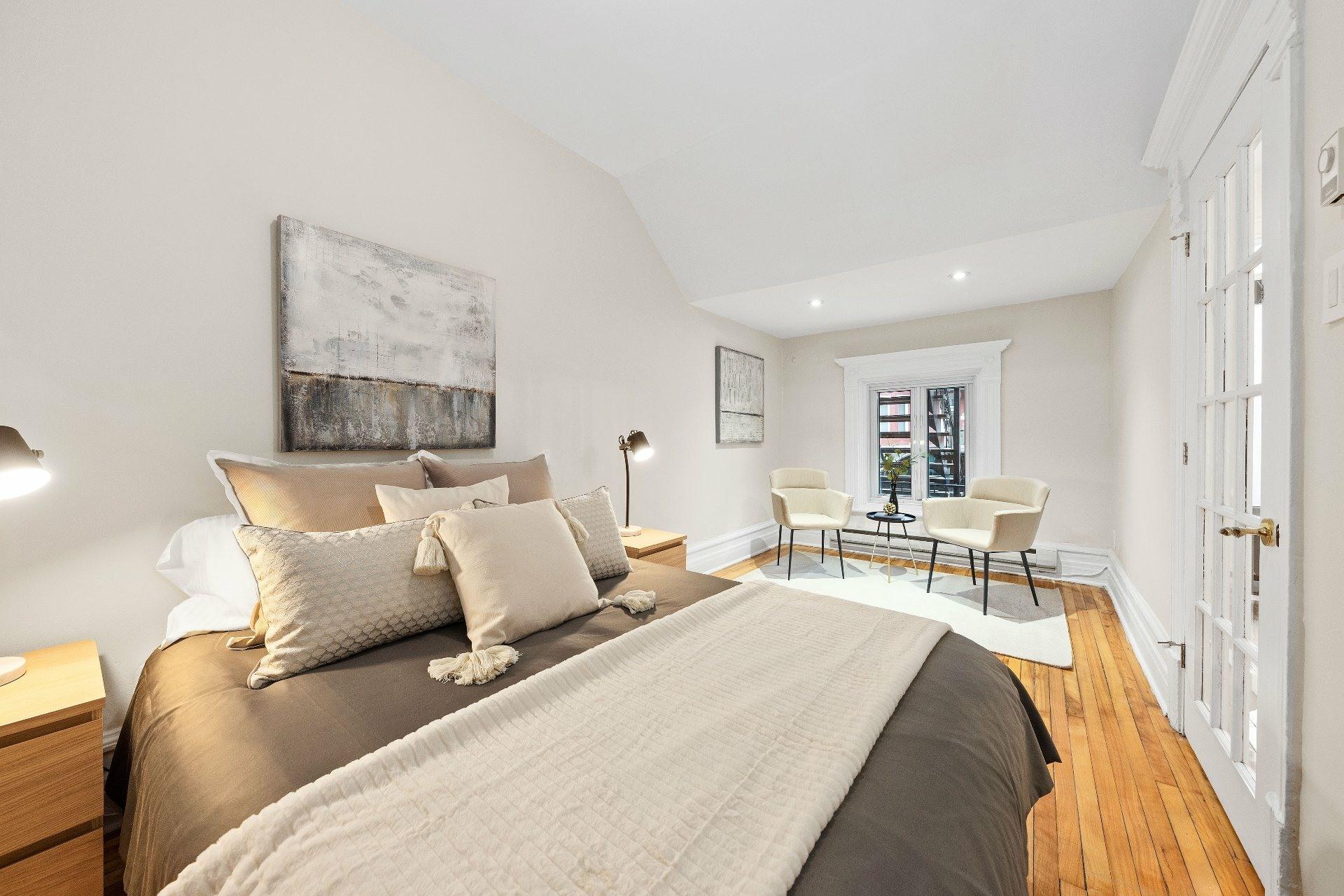 image 8 - Triplex For sale Le Plateau-Mont-Royal Montréal  - 7 rooms