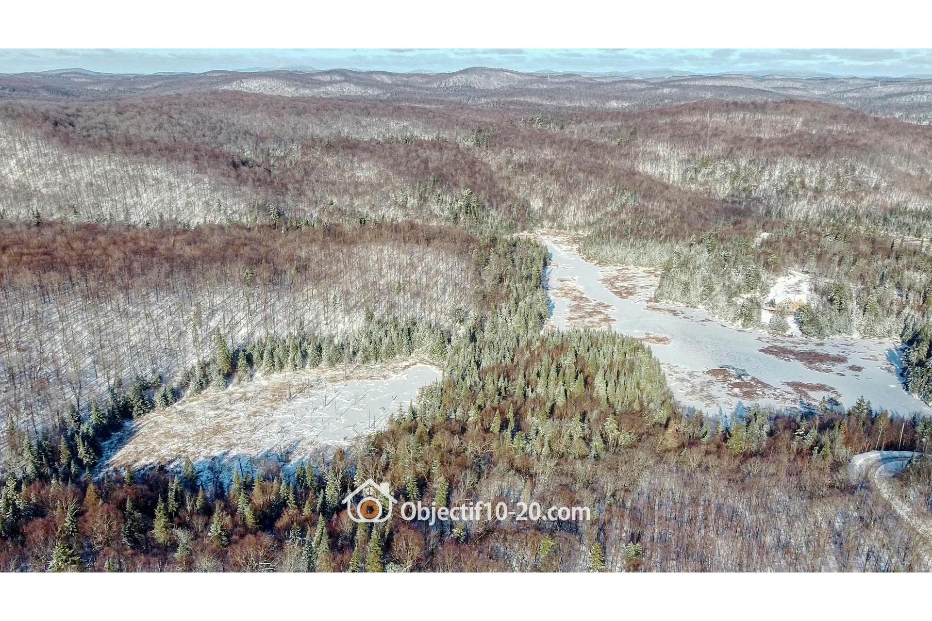 image 5 - Land For sale Saint-Adolphe-d'Howard
