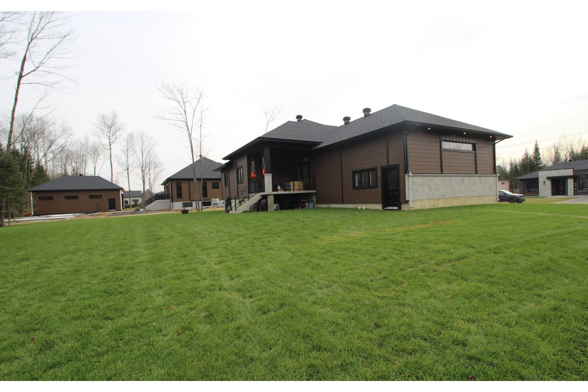 image 37 - House For sale Saint-Ambroise-de-Kildare - 12 rooms