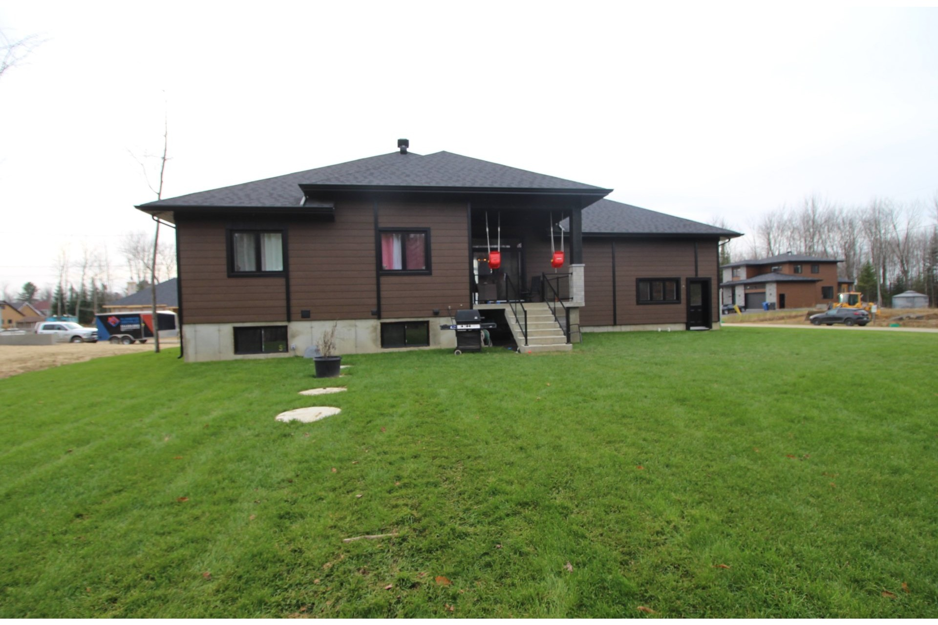 image 39 - House For sale Saint-Ambroise-de-Kildare - 12 rooms