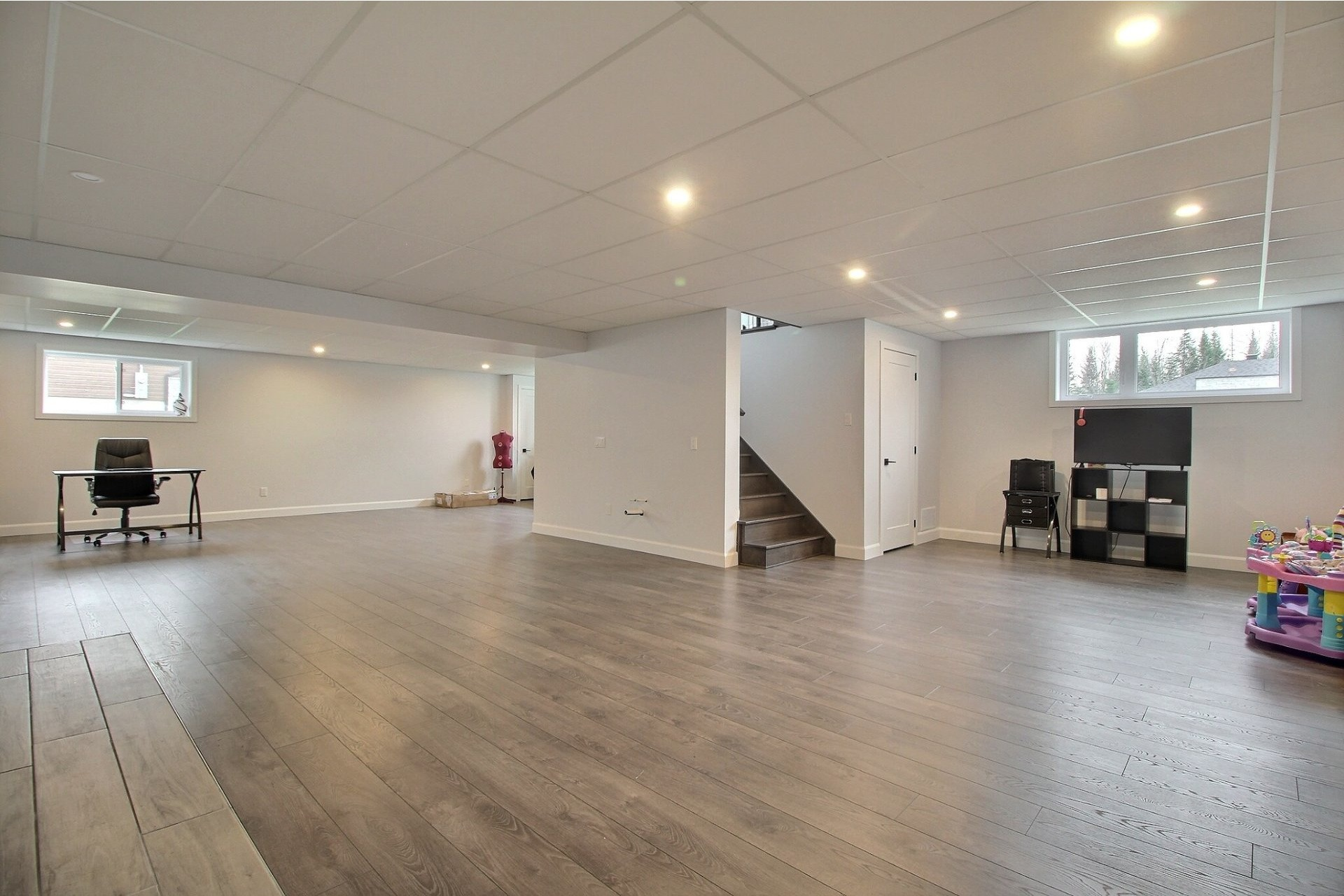 image 23 - House For sale Saint-Ambroise-de-Kildare - 12 rooms