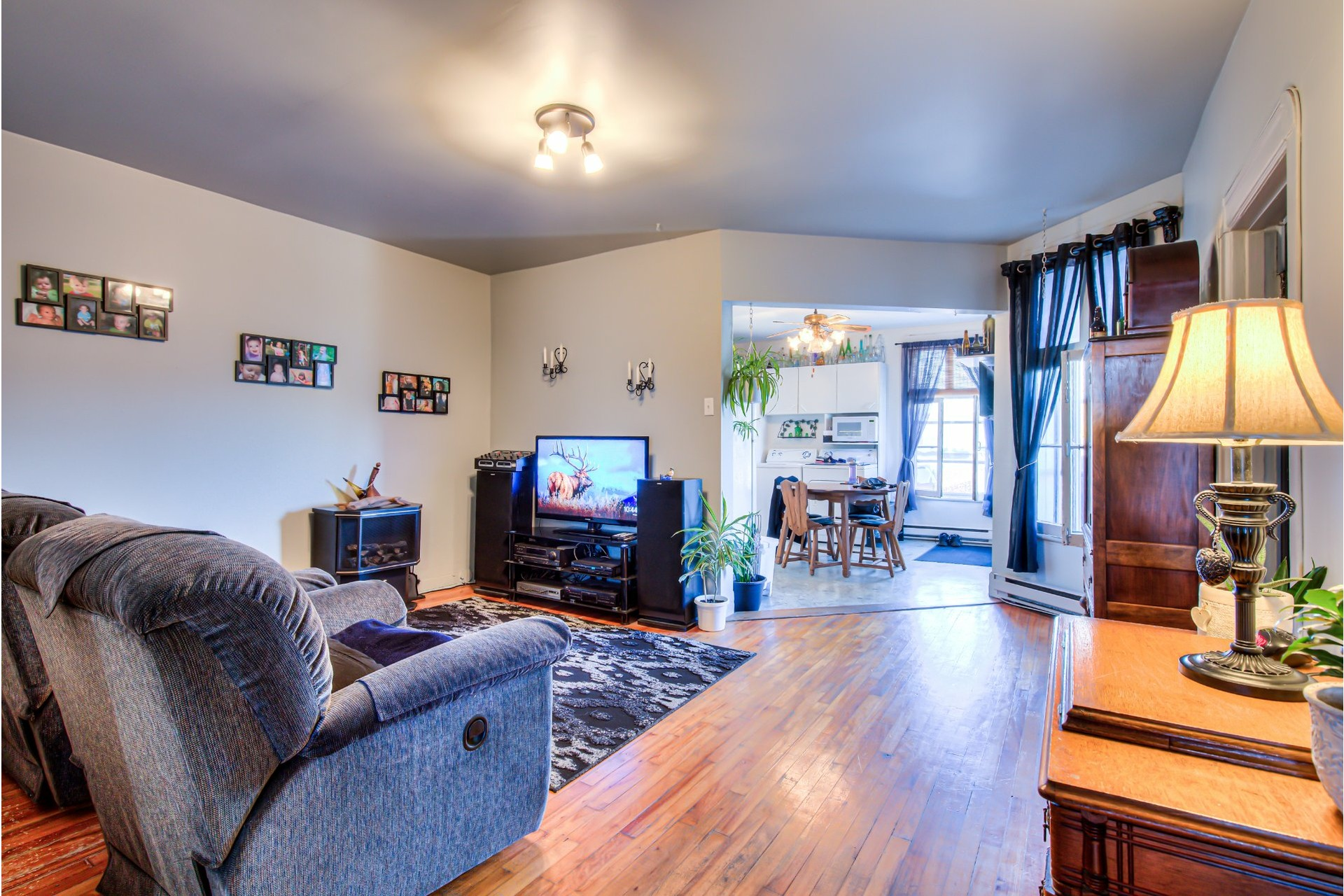 image 16 - Triplex For sale Le Sud-Ouest Montréal  - 5 rooms