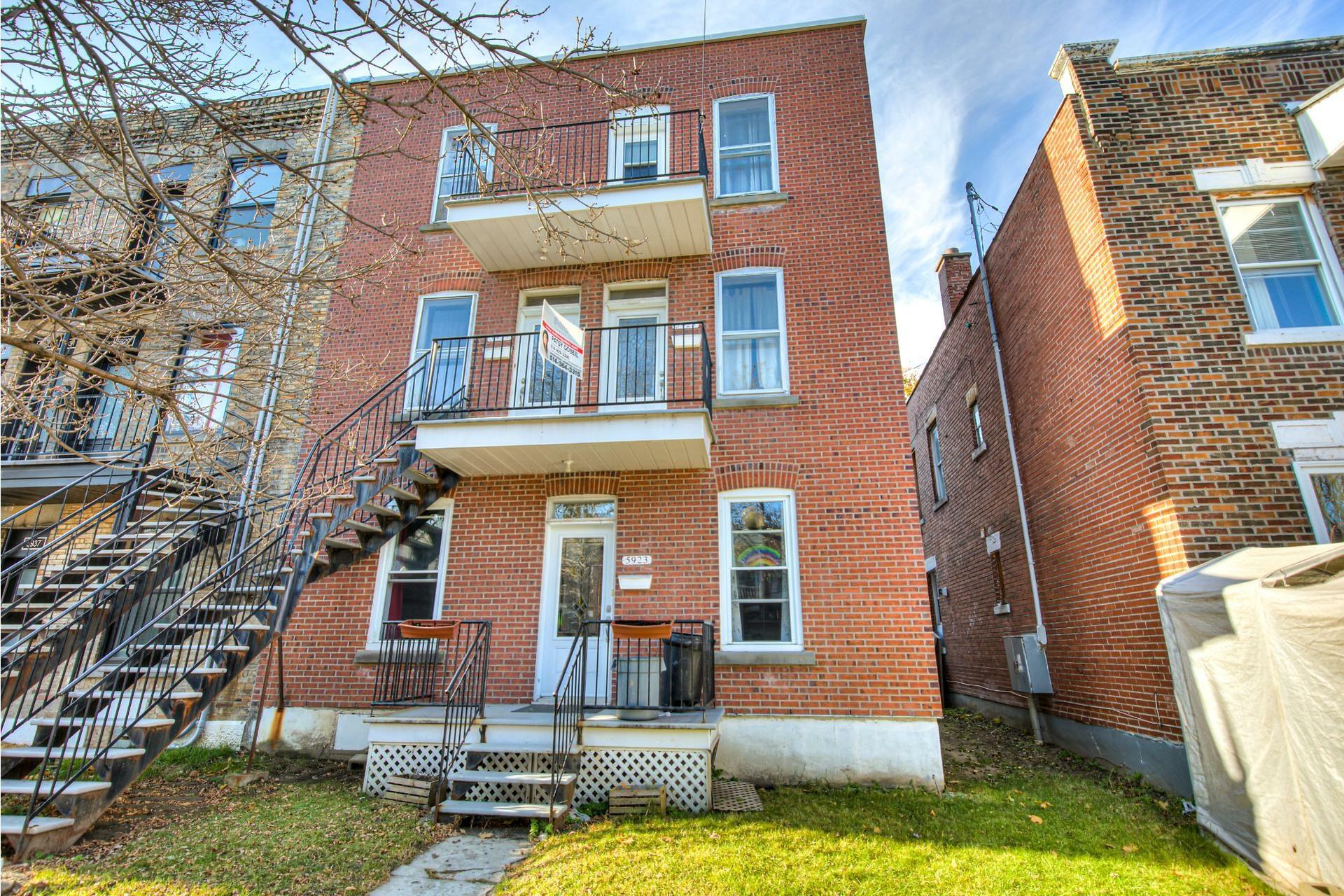 image 28 - Triplex For sale Le Sud-Ouest Montréal  - 5 rooms