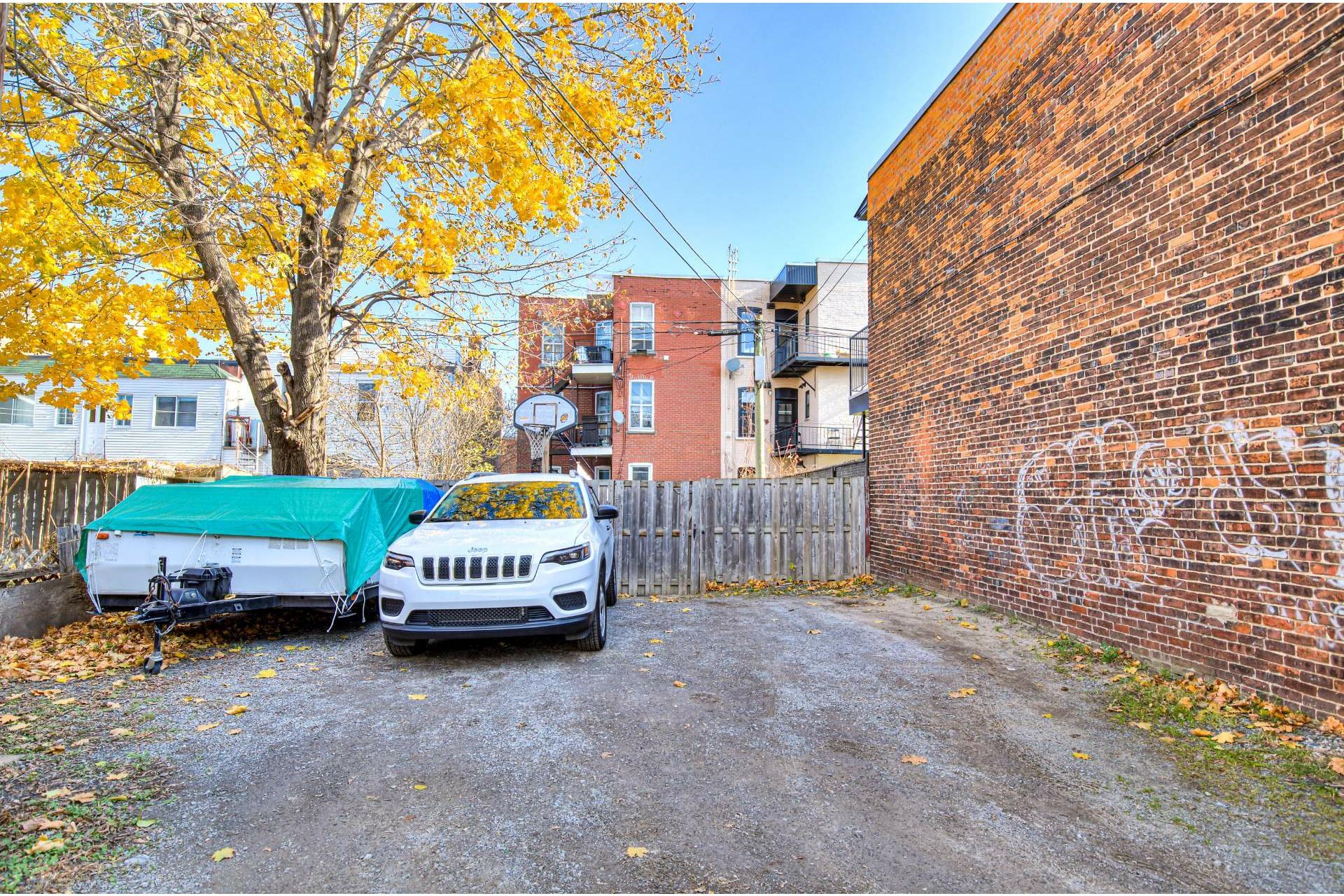 image 26 - Triplex For sale Le Sud-Ouest Montréal  - 5 rooms