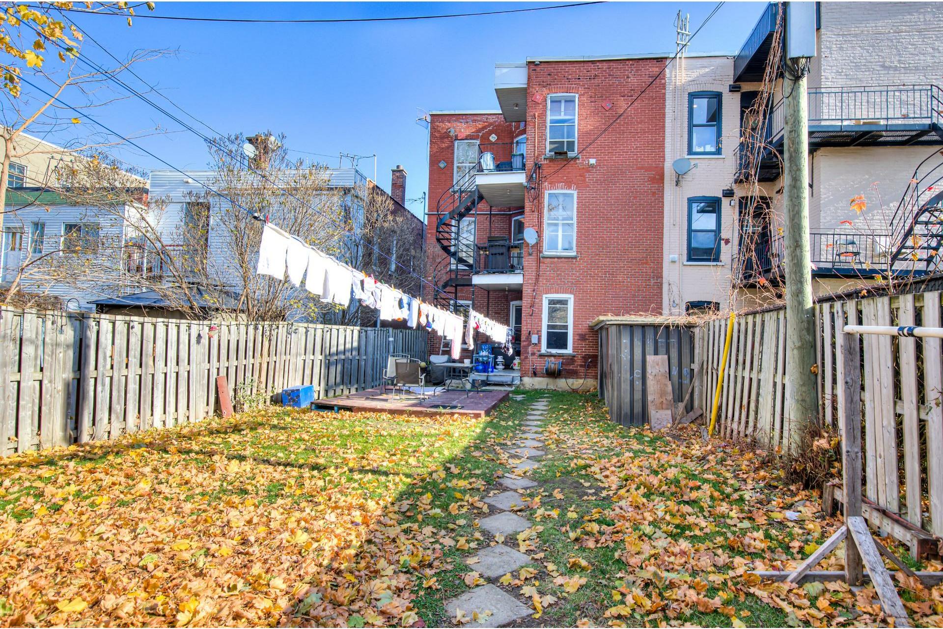 image 25 - Triplex For sale Le Sud-Ouest Montréal  - 5 rooms