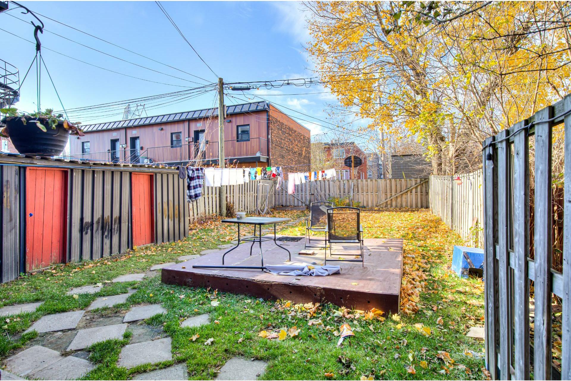 image 23 - Triplex For sale Le Sud-Ouest Montréal  - 5 rooms