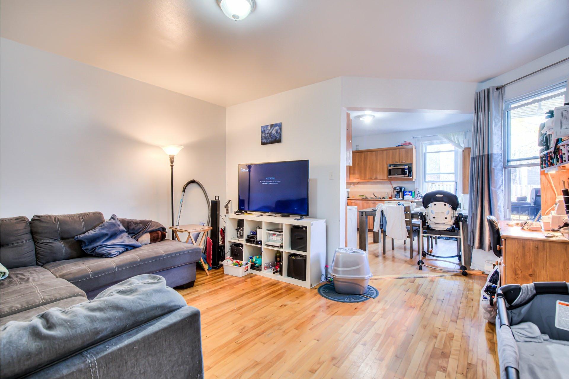 image 3 - Triplex For sale Le Sud-Ouest Montréal  - 5 rooms