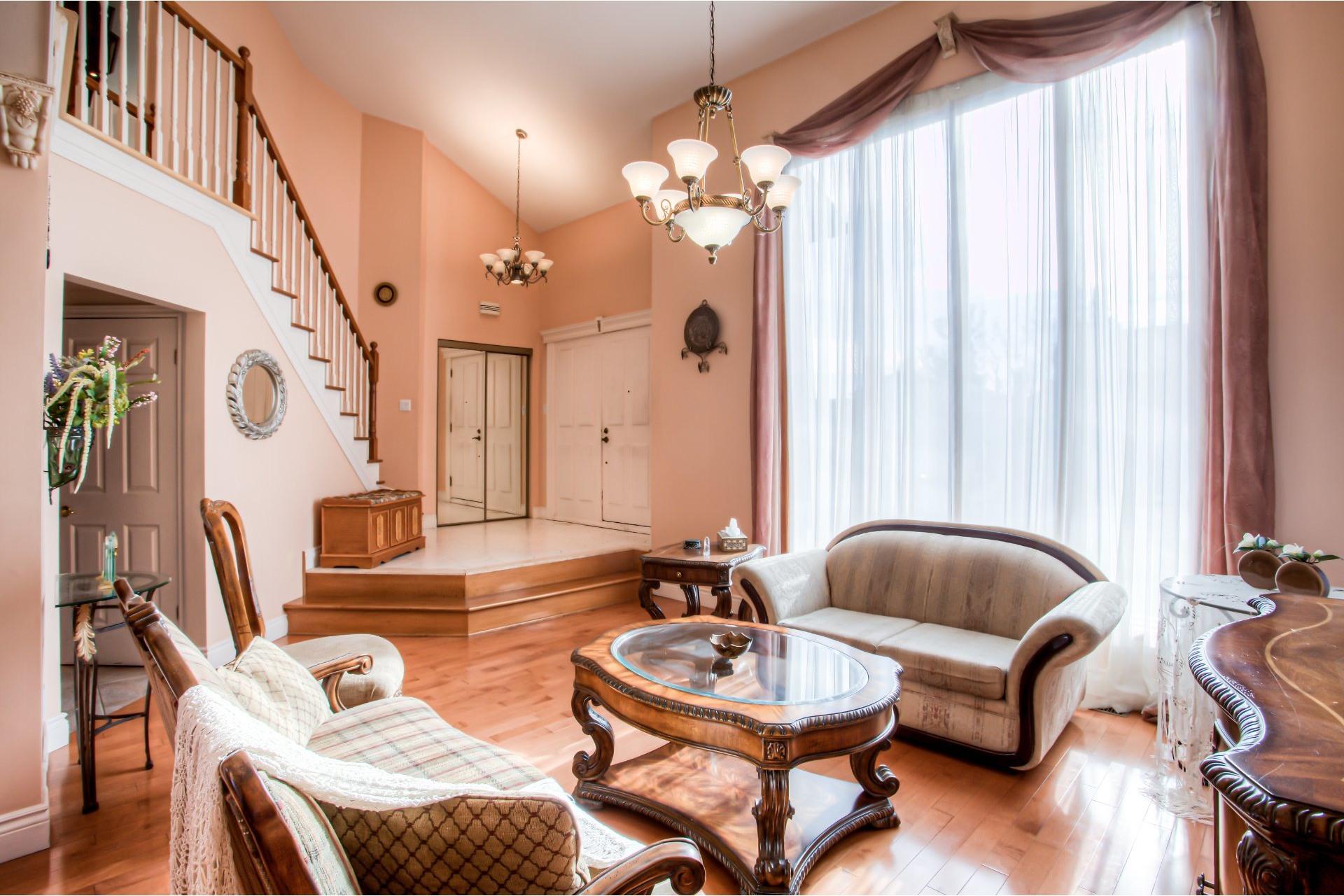 image 2 - House For sale L'Île-Bizard/Sainte-Geneviève Montréal  - 14 rooms