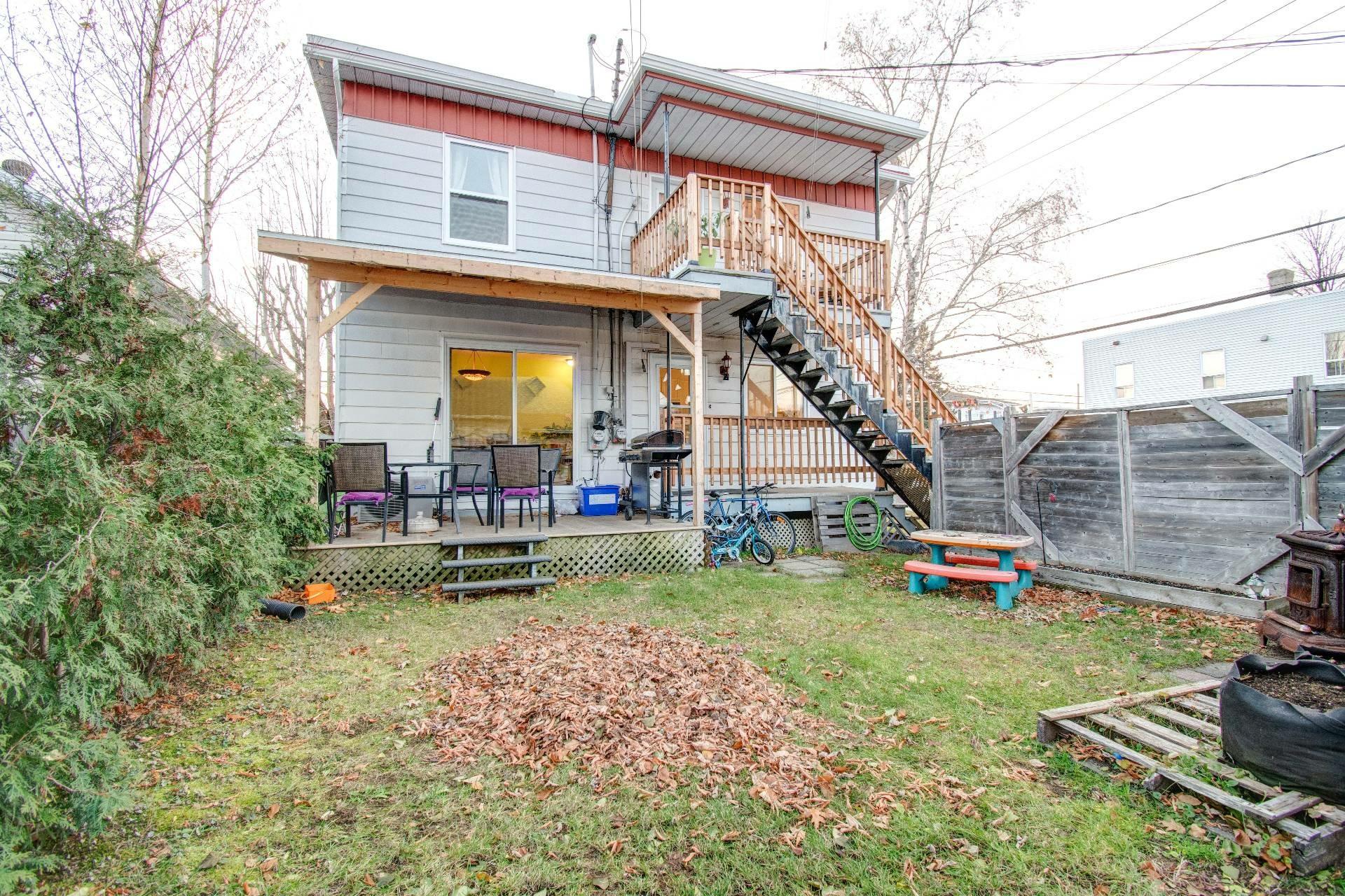 image 1 - Duplex For sale Trois-Rivières - 10 rooms