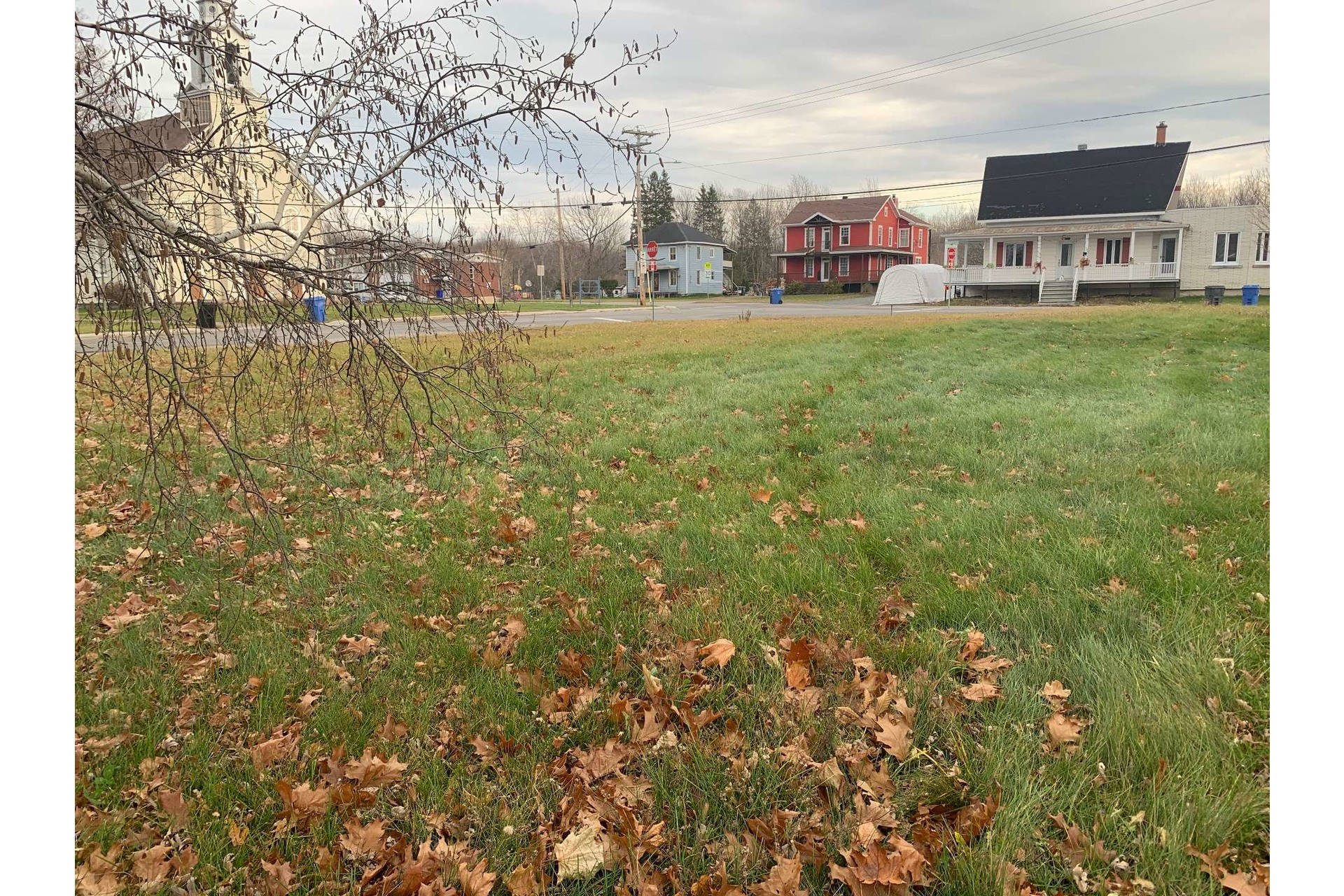 image 0 - Land For sale Bécancour