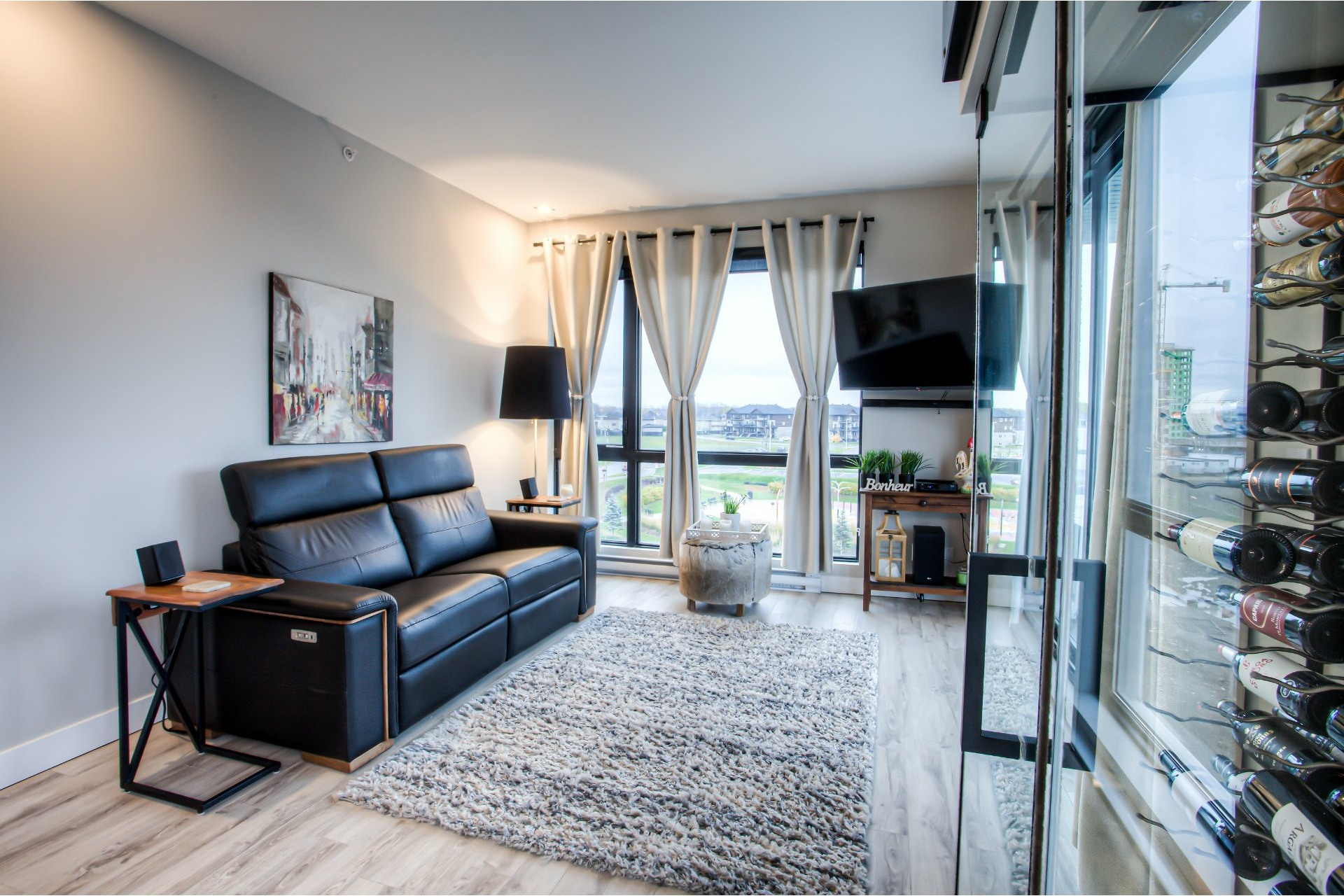 image 2 - Apartment For sale Vaudreuil-Dorion - 7 rooms