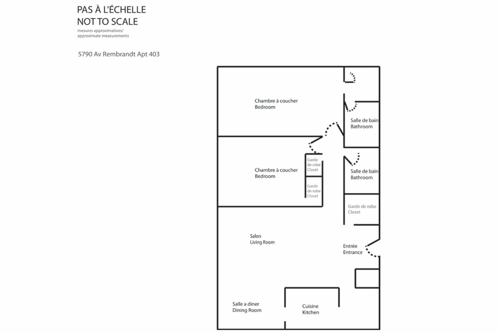 image 21 - Apartment For sale Côte-Saint-Luc - 7 rooms