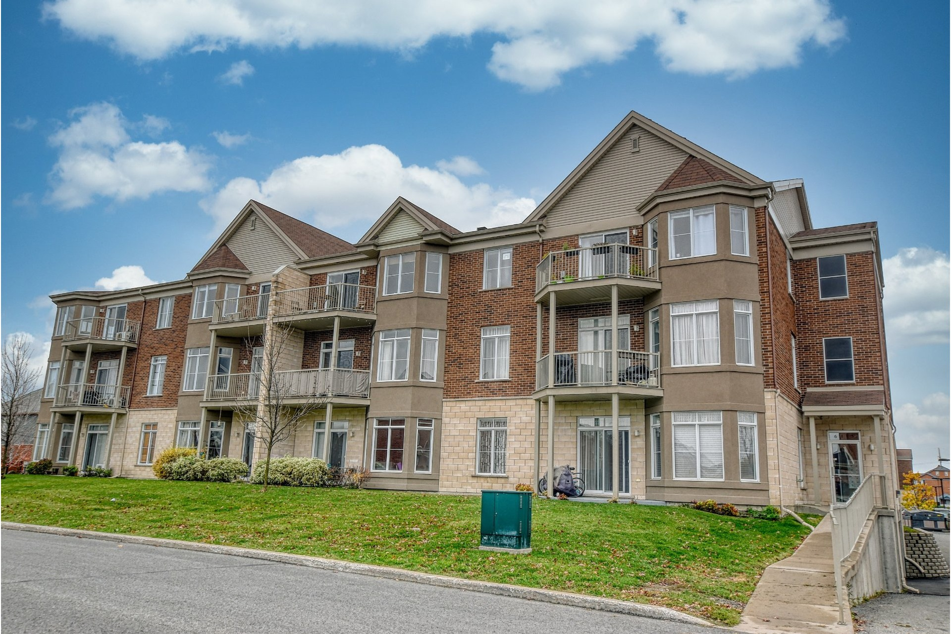 image 0 - Apartment For sale Brossard - 6 rooms