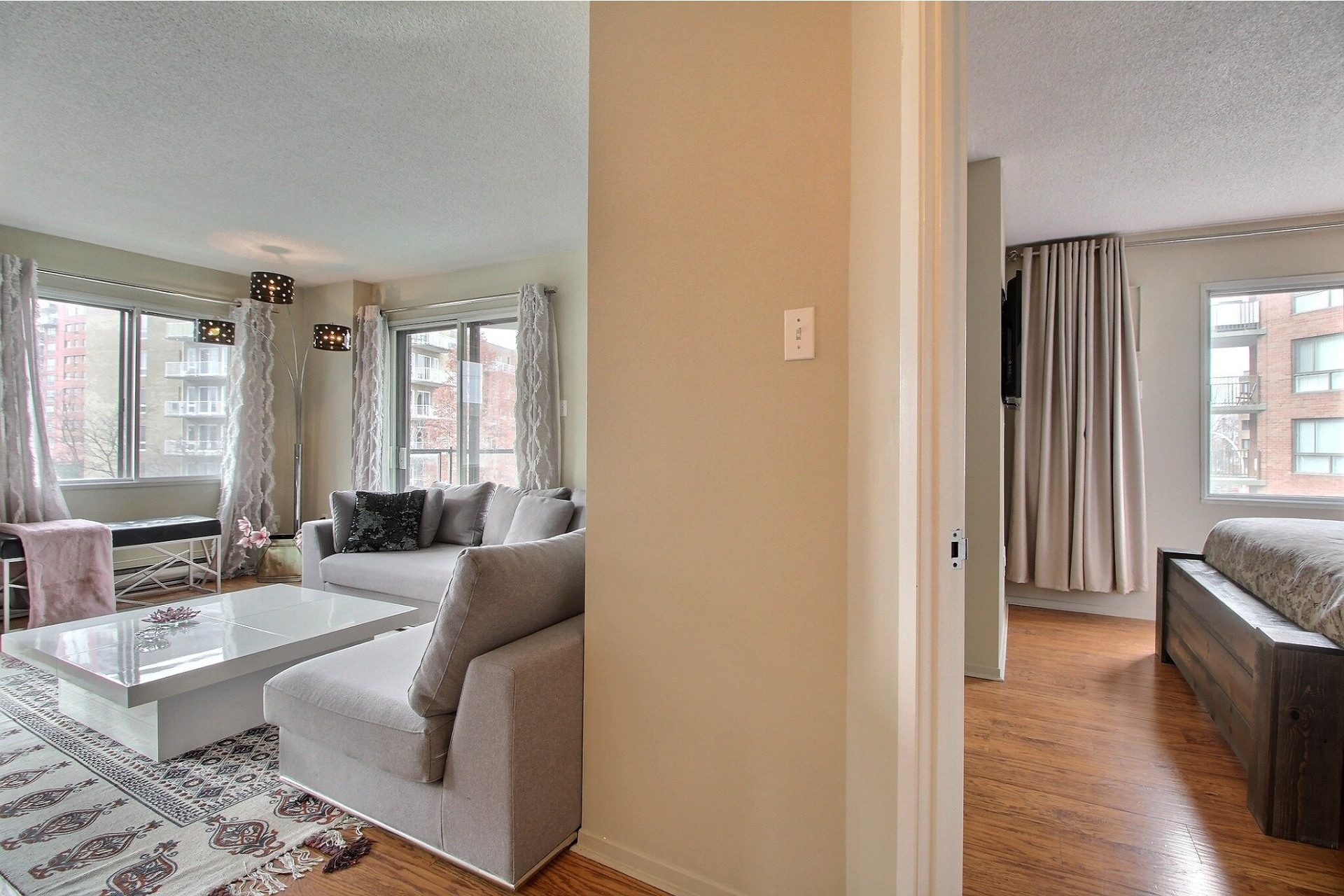 image 11 - Apartment For sale Anjou Montréal  - 6 rooms