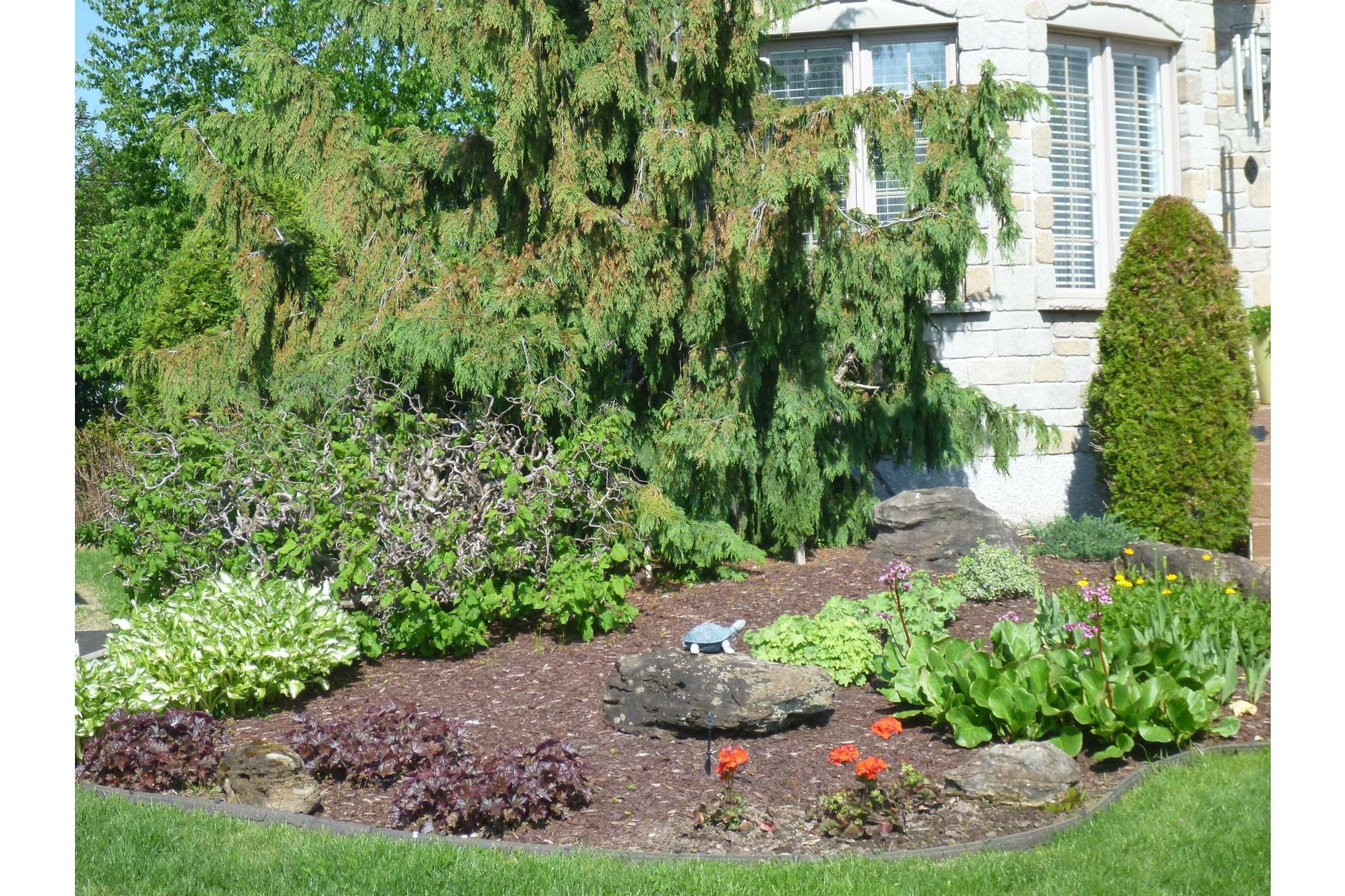 image 35 - House For sale Notre-Dame-des-Prairies - 11 rooms
