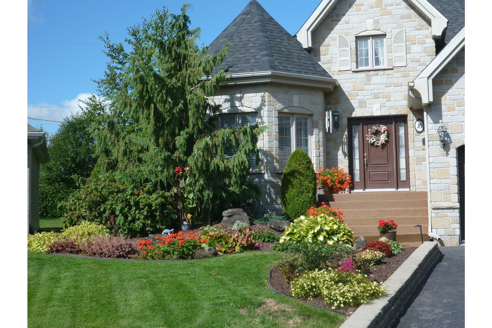 image 33 - Maison À vendre Notre-Dame-des-Prairies - 11 pièces