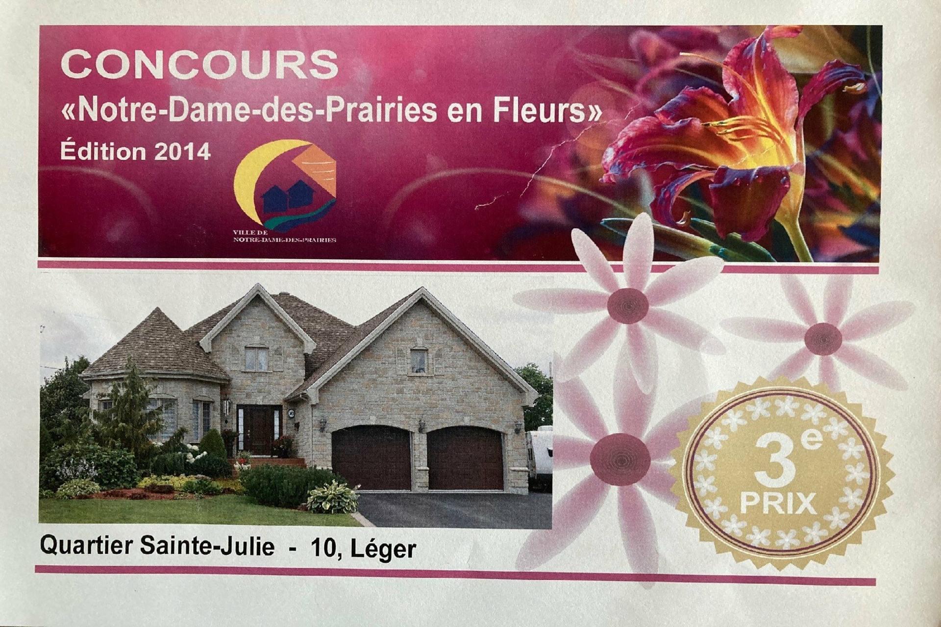 image 38 - House For sale Notre-Dame-des-Prairies - 11 rooms
