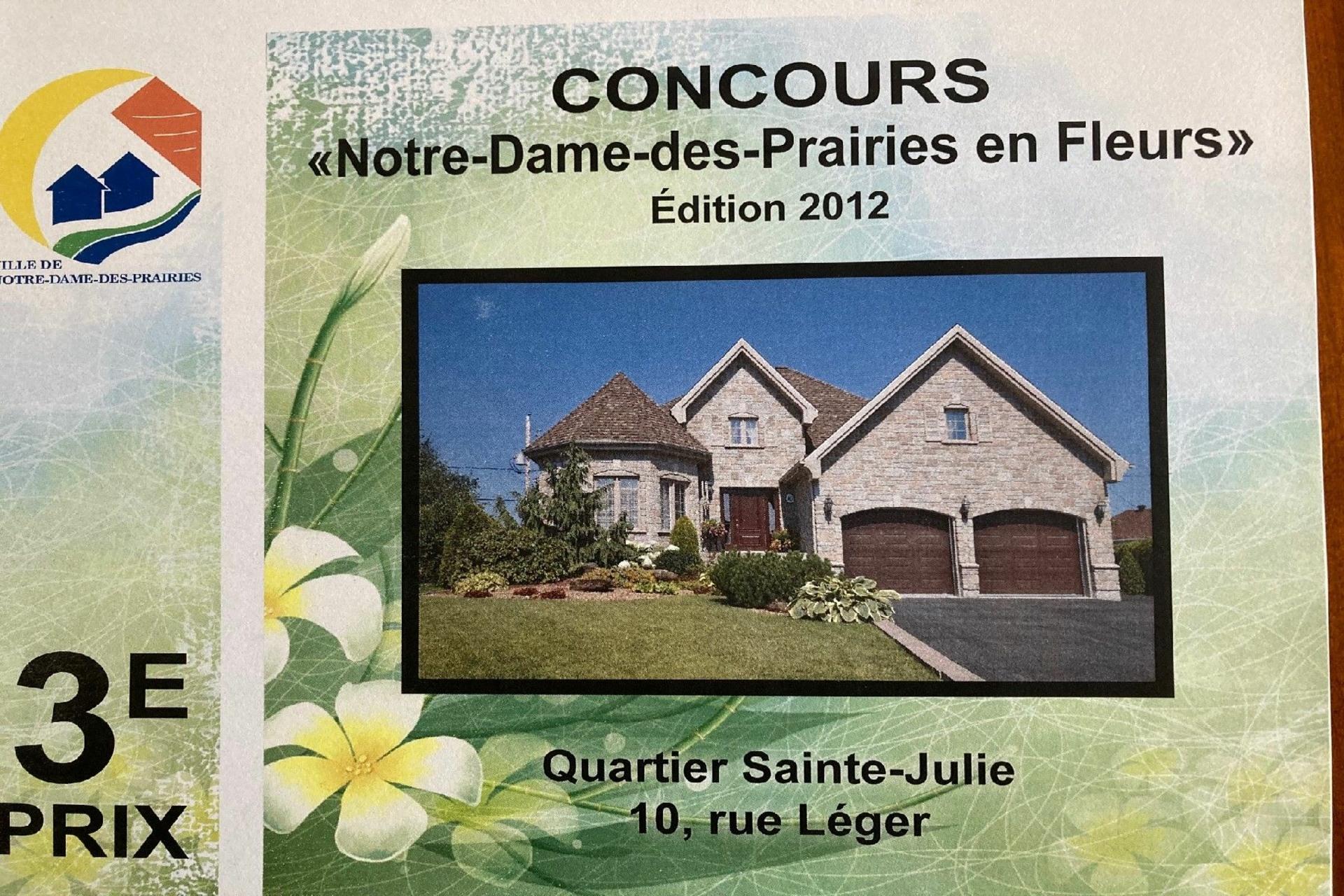 image 36 - House For sale Notre-Dame-des-Prairies - 11 rooms