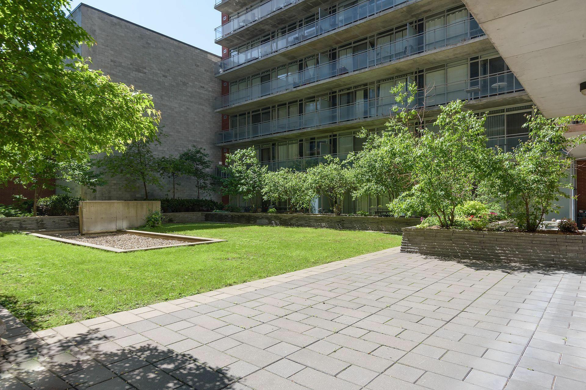 image 14 - Apartment For rent Ville-Marie Montréal  - 3 rooms