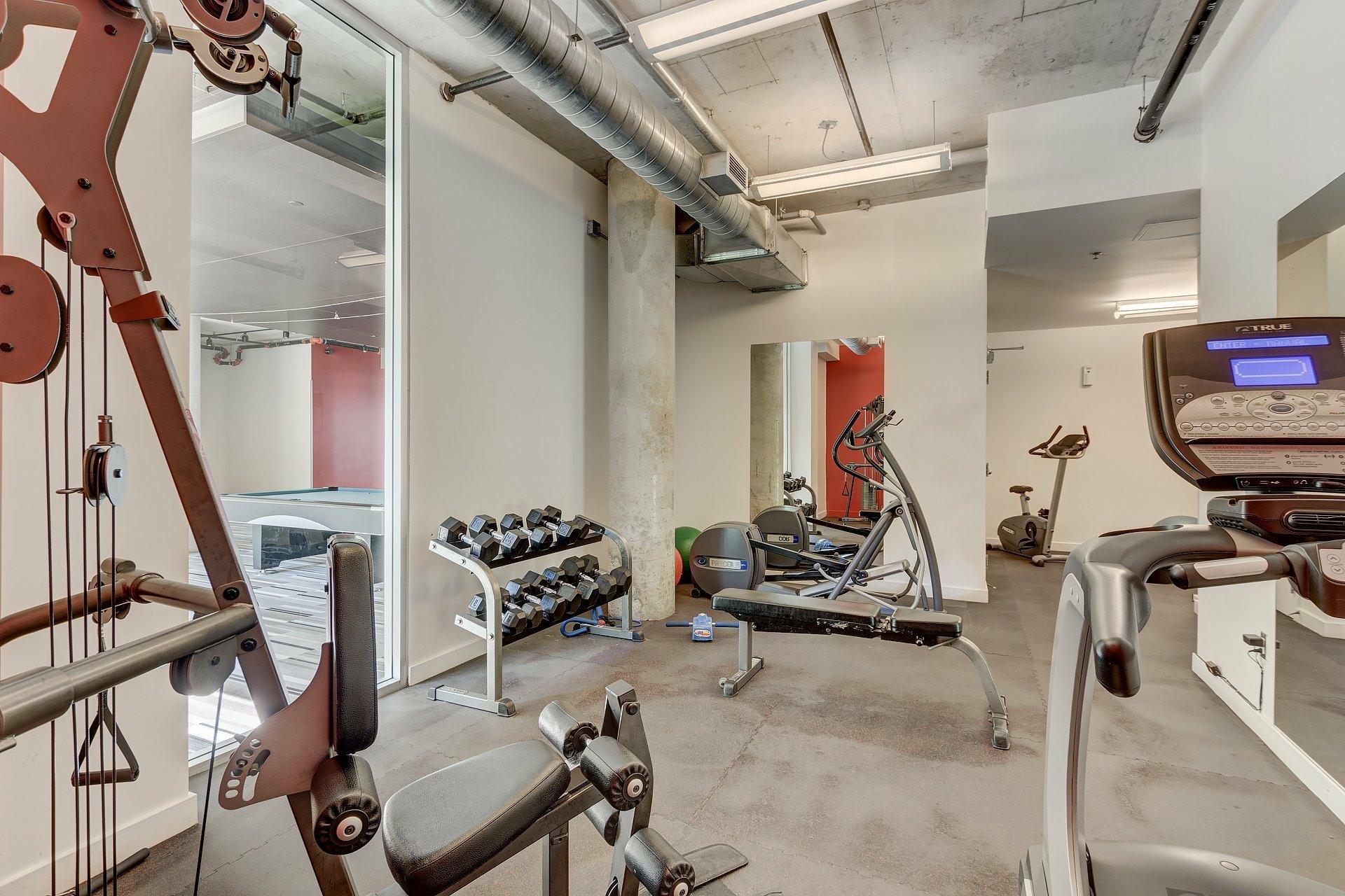 image 20 - Apartment For rent Ville-Marie Montréal  - 3 rooms