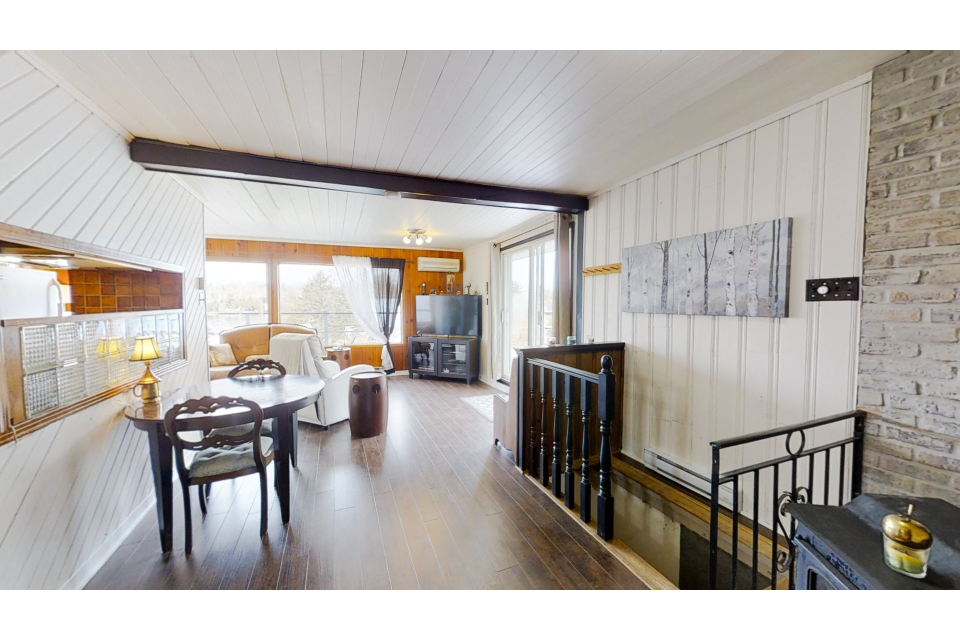 image 3 - House For sale Saint-Calixte - 7 rooms