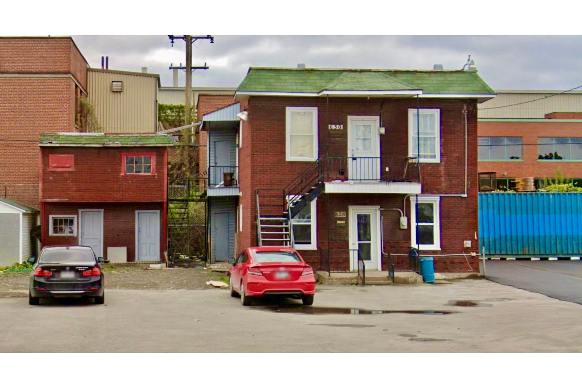 image 0 - Duplex À vendre Lachine Montréal  - 4 pièces