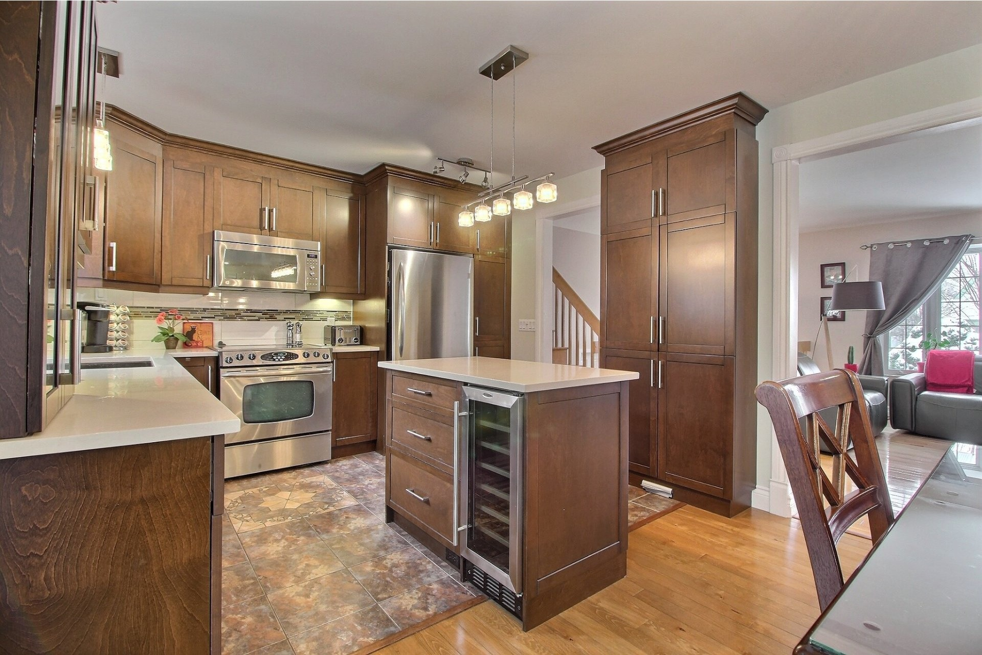 image 6 - House For sale Blainville - 13 rooms