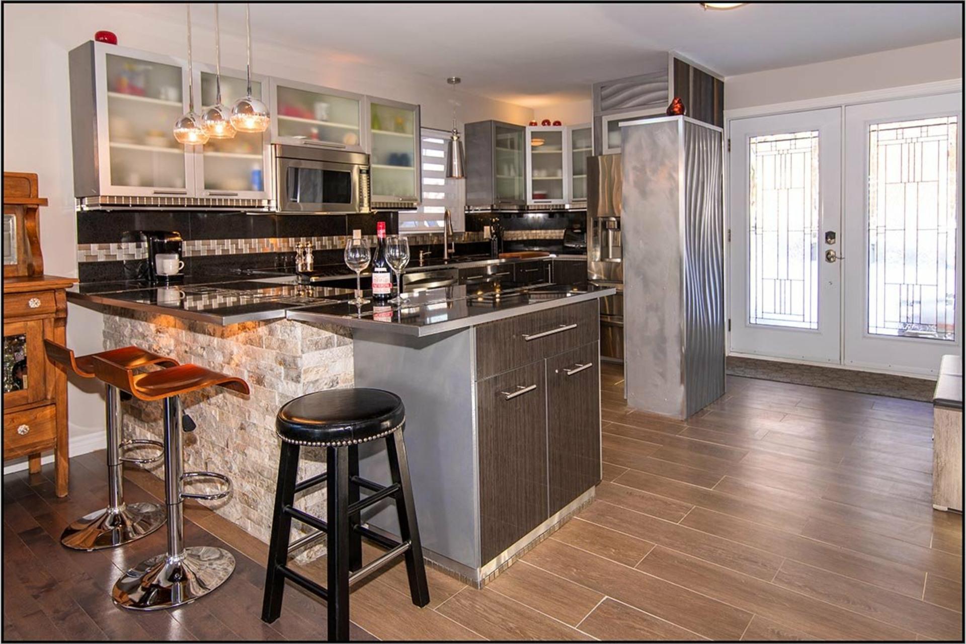 image 2 - House For sale Sainte-Foy/Sillery/Cap-Rouge Québec  - 13 rooms