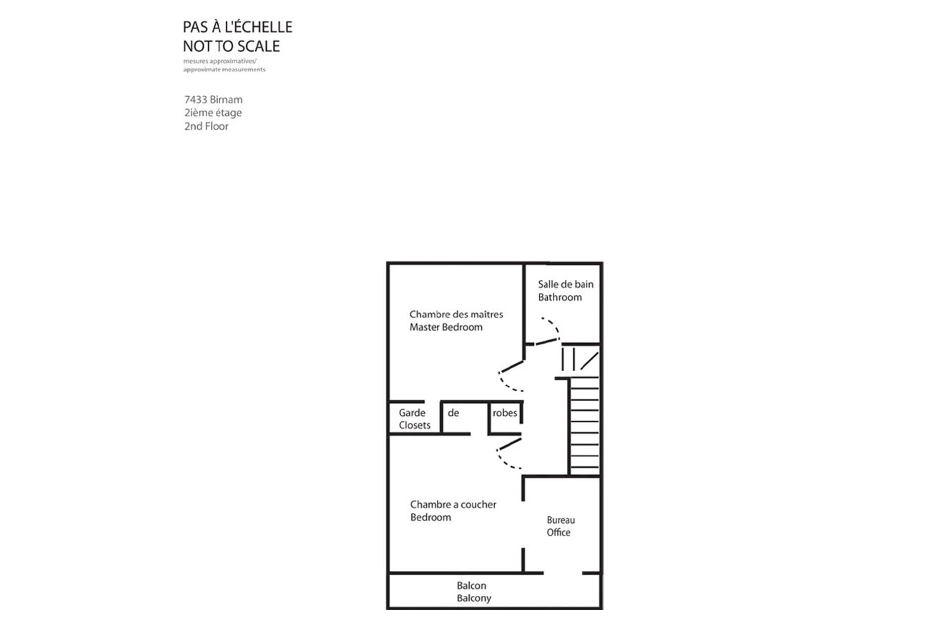 image 24 - Maison À vendre Villeray/Saint-Michel/Parc-Extension Montréal  - 9 pièces