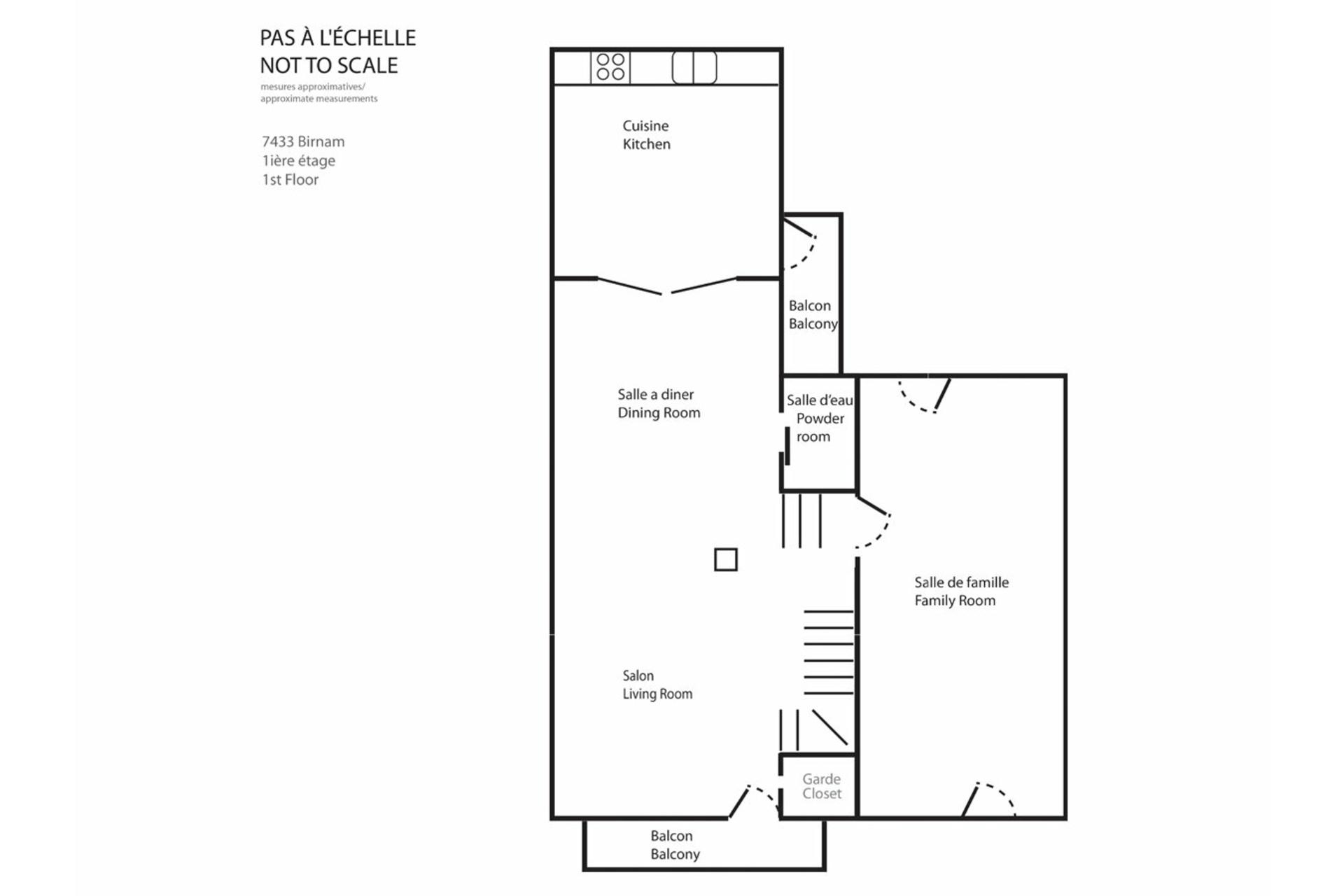 image 23 - Maison À vendre Villeray/Saint-Michel/Parc-Extension Montréal  - 9 pièces
