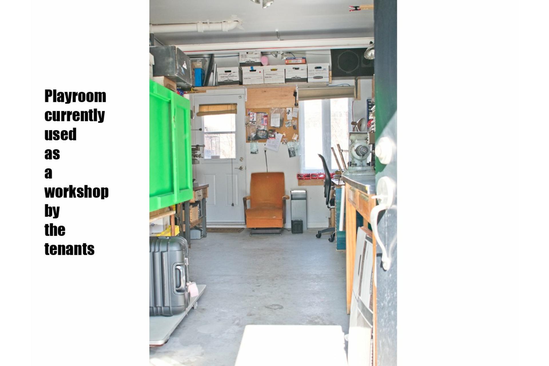 image 12 - Maison À vendre Villeray/Saint-Michel/Parc-Extension Montréal  - 9 pièces