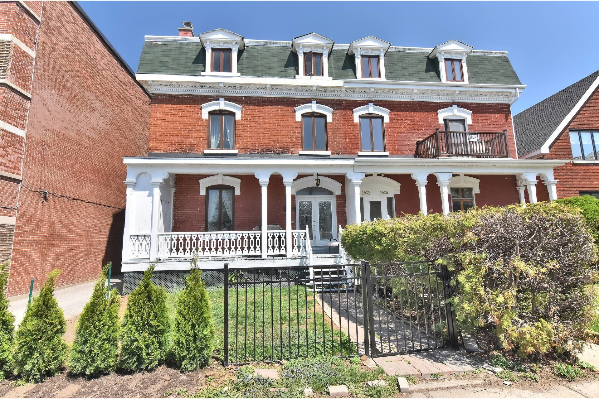 image 1 - House For sale Lachine Montréal  - 14 rooms
