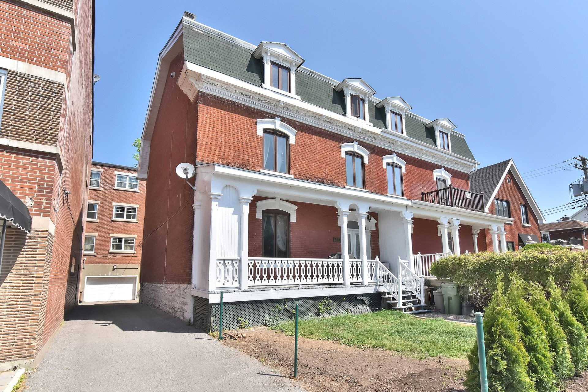 image 30 - House For sale Lachine Montréal  - 14 rooms