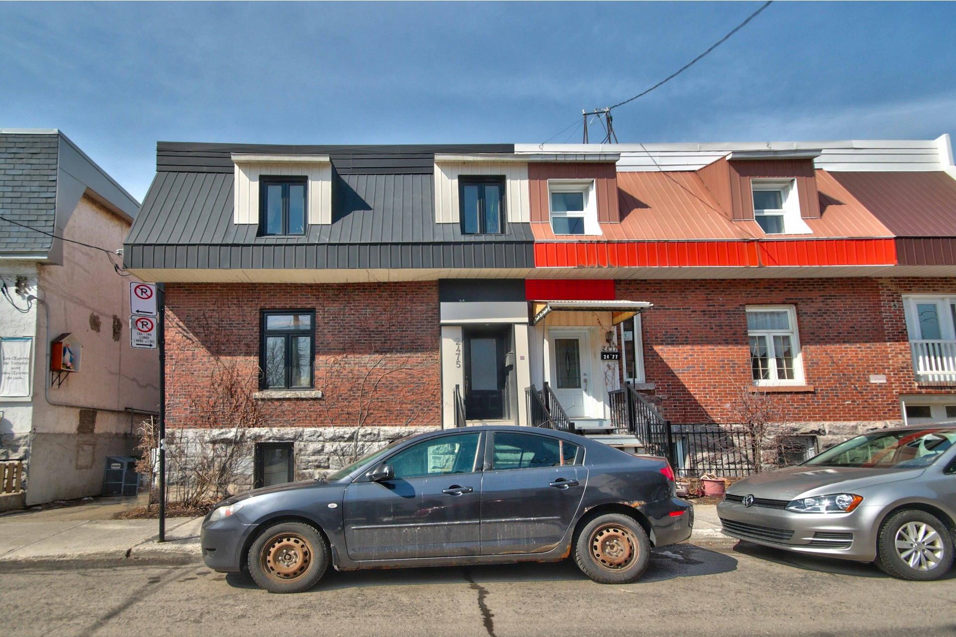 image 2 - Duplex À vendre Ville-Marie Montréal  - 7 pièces