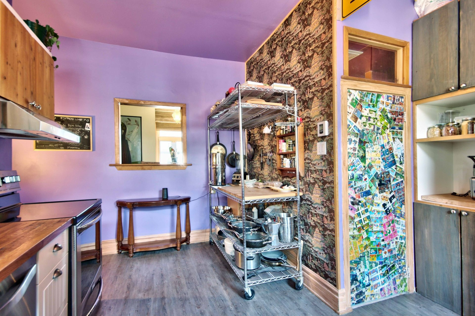 image 10 - Maison À vendre Ville-Marie Montréal  - 12 pièces