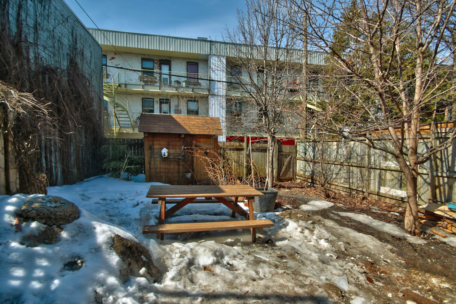 image 27 - Duplex À vendre Ville-Marie Montréal  - 7 pièces