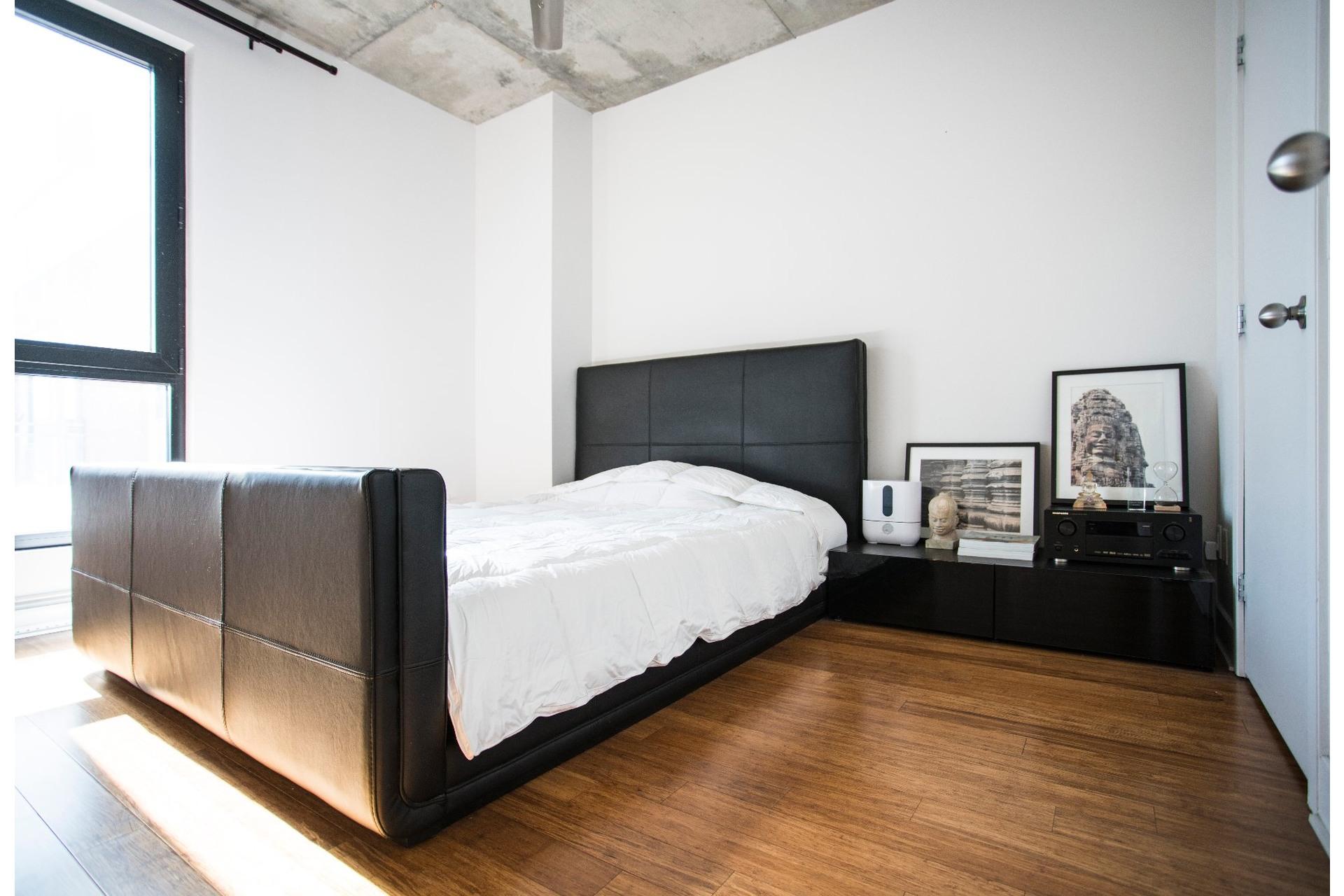 image 3 - Apartment For rent Le Sud-Ouest Montréal  - 4 rooms
