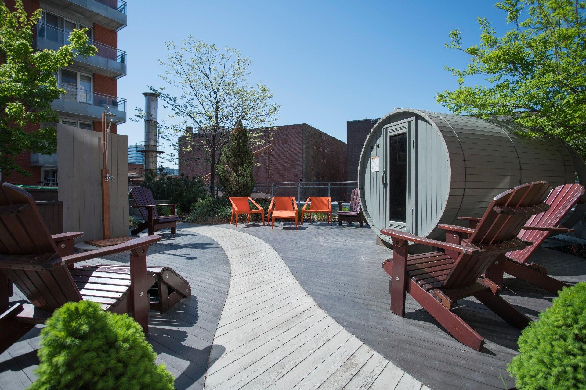 image 6 - Appartement À louer Le Sud-Ouest Montréal  - 4 pièces